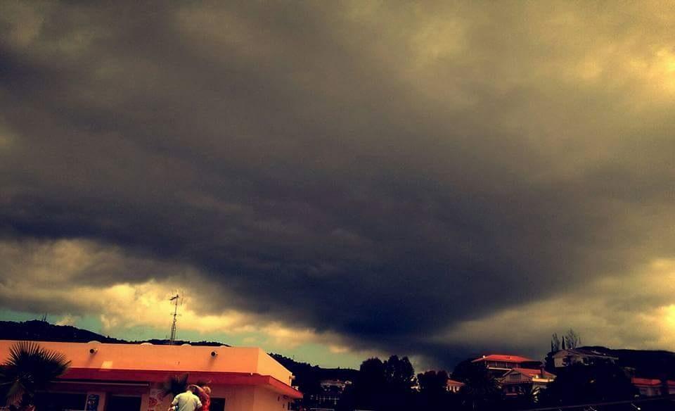 storm ahead by Stacey Jones