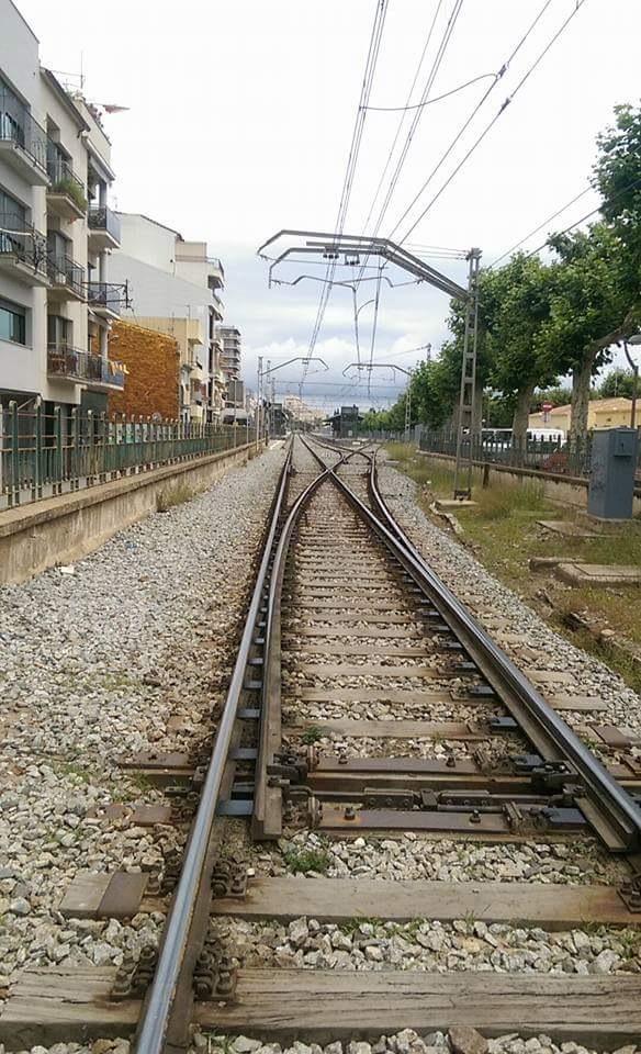 railway track by Stacey Jones