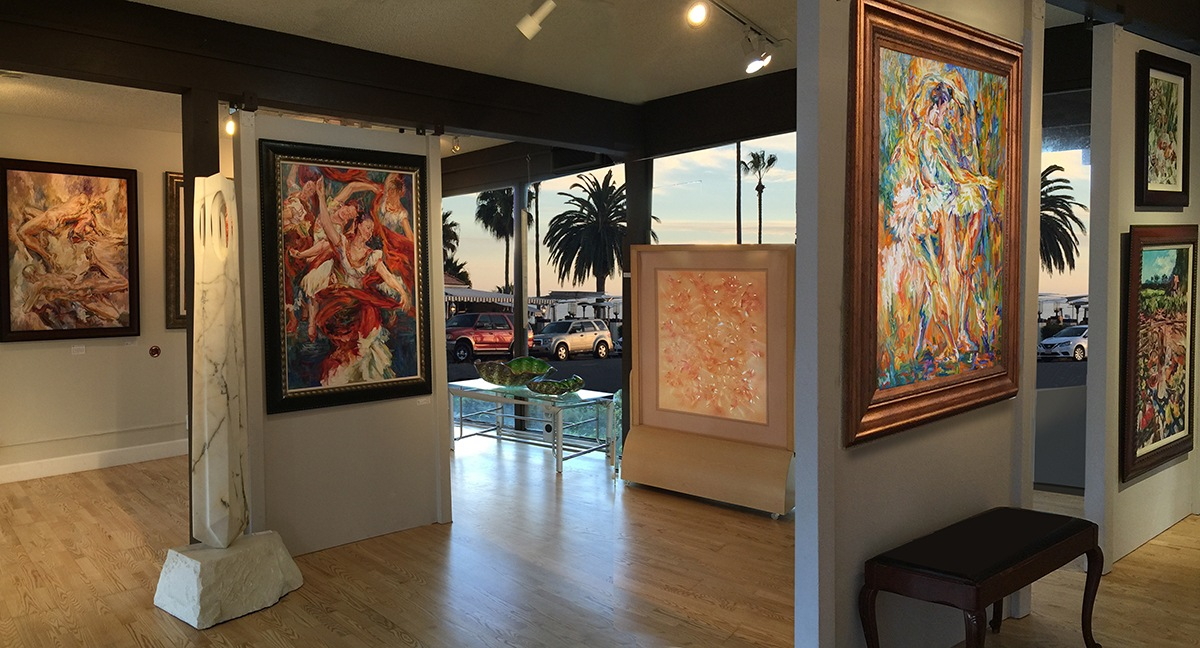 Virga Gallery -- Virga Siauciunaite section by VirgaGallery