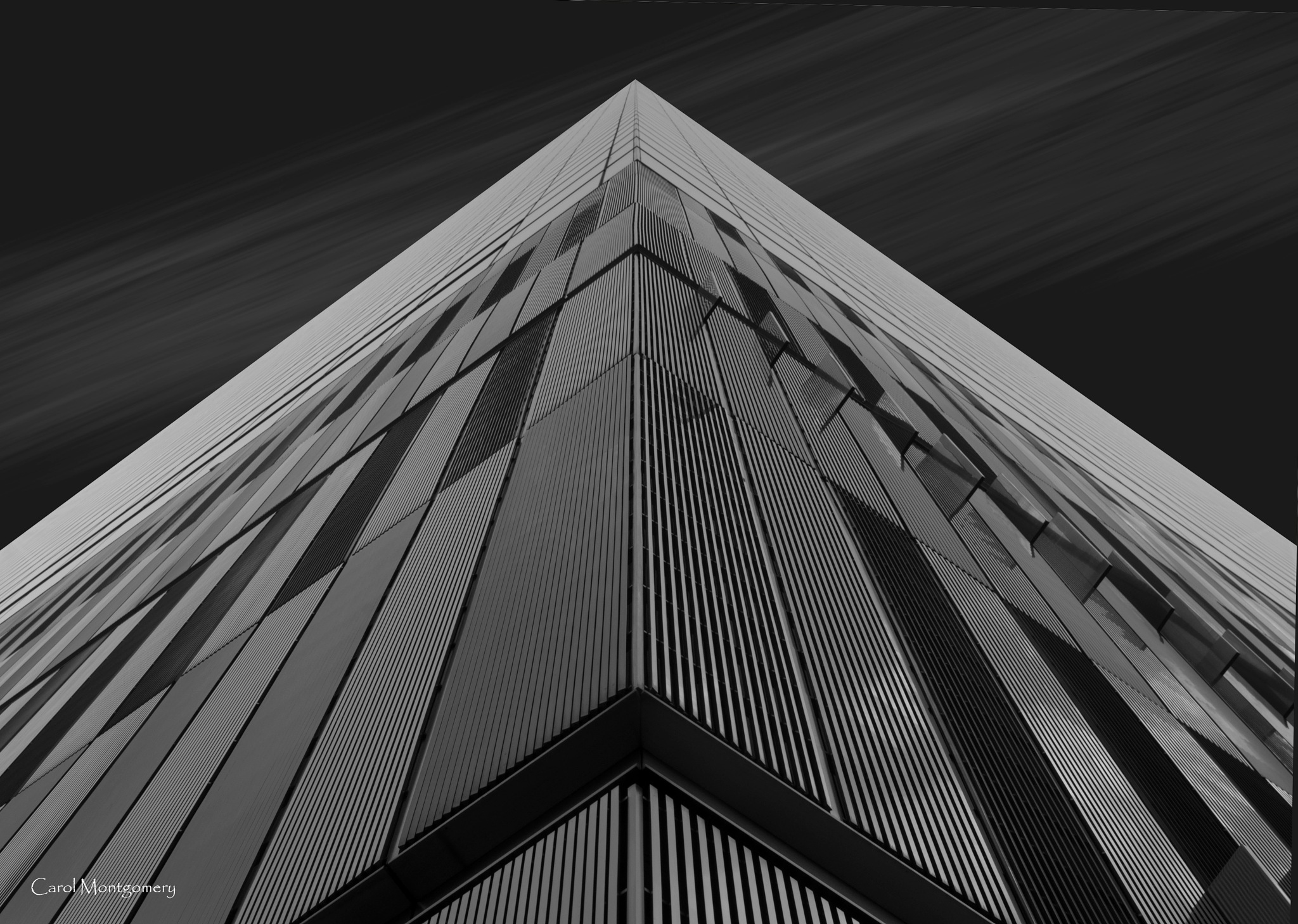 I love buildings by Carol Montgomery