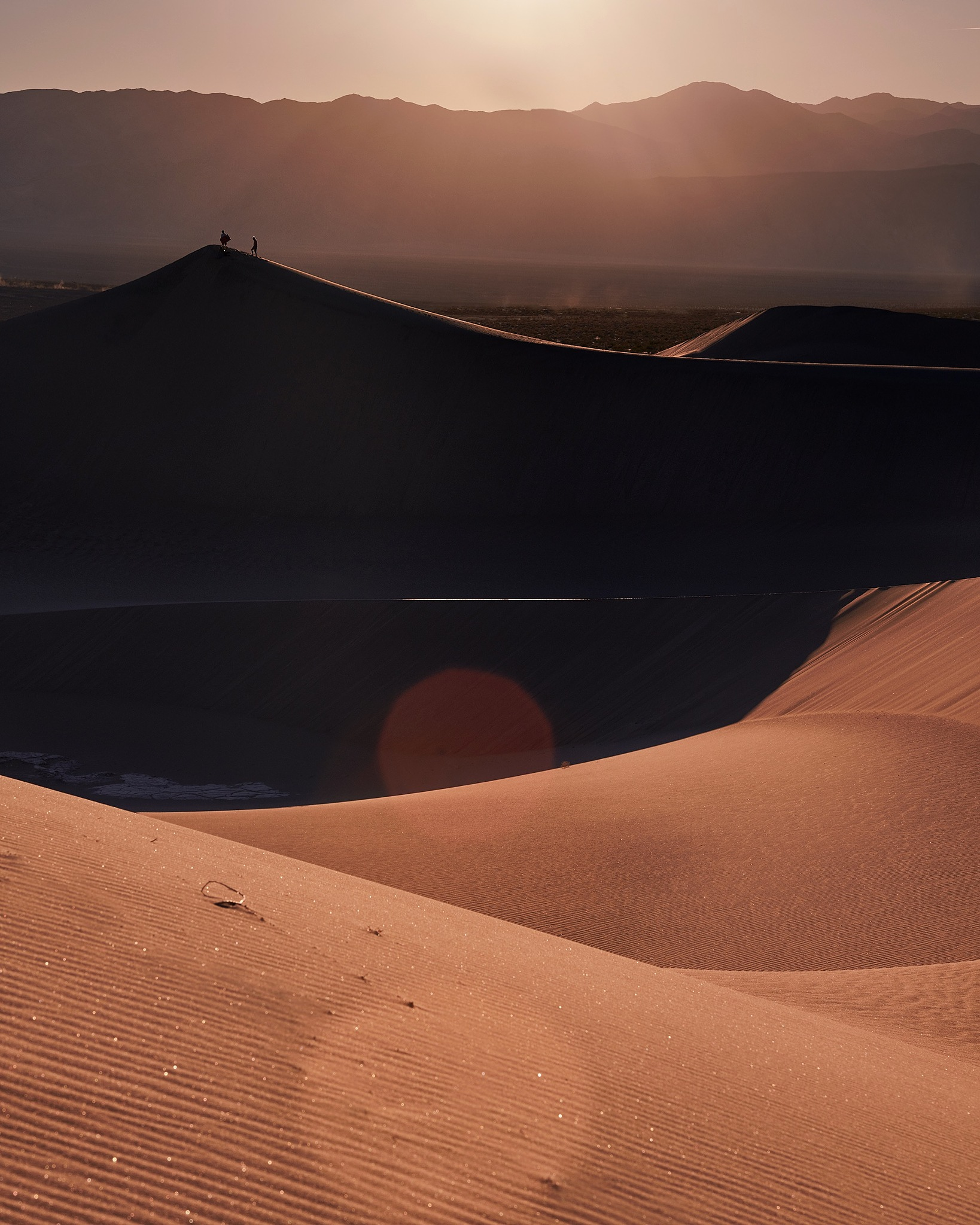Mesquite Flats by missleadinglines