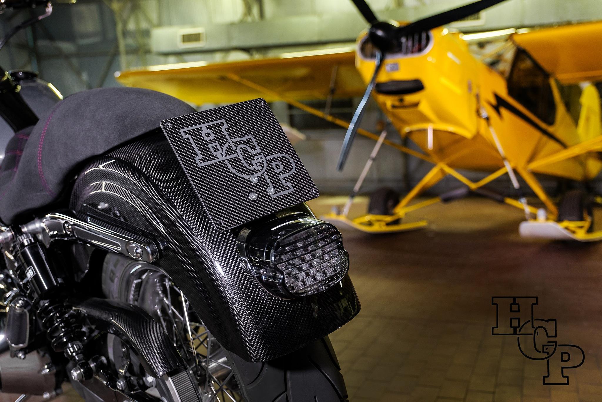 Harley Carbon Parts by Tony_HD