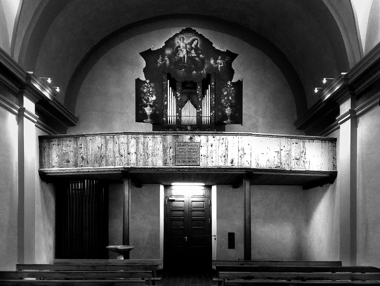 Church of Saints Bernardino and Girolamo by lokomotivarchs