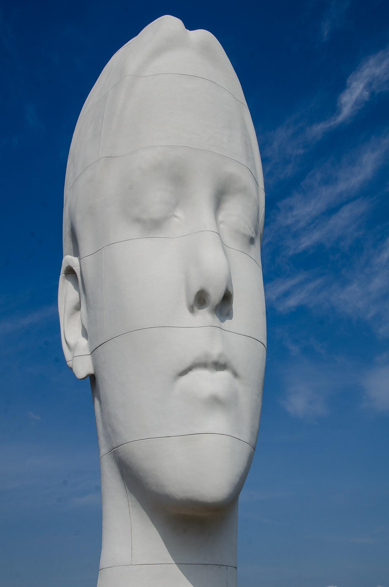 The big Sculpture  Name Anna Pilane by Anna-Karin Larsson