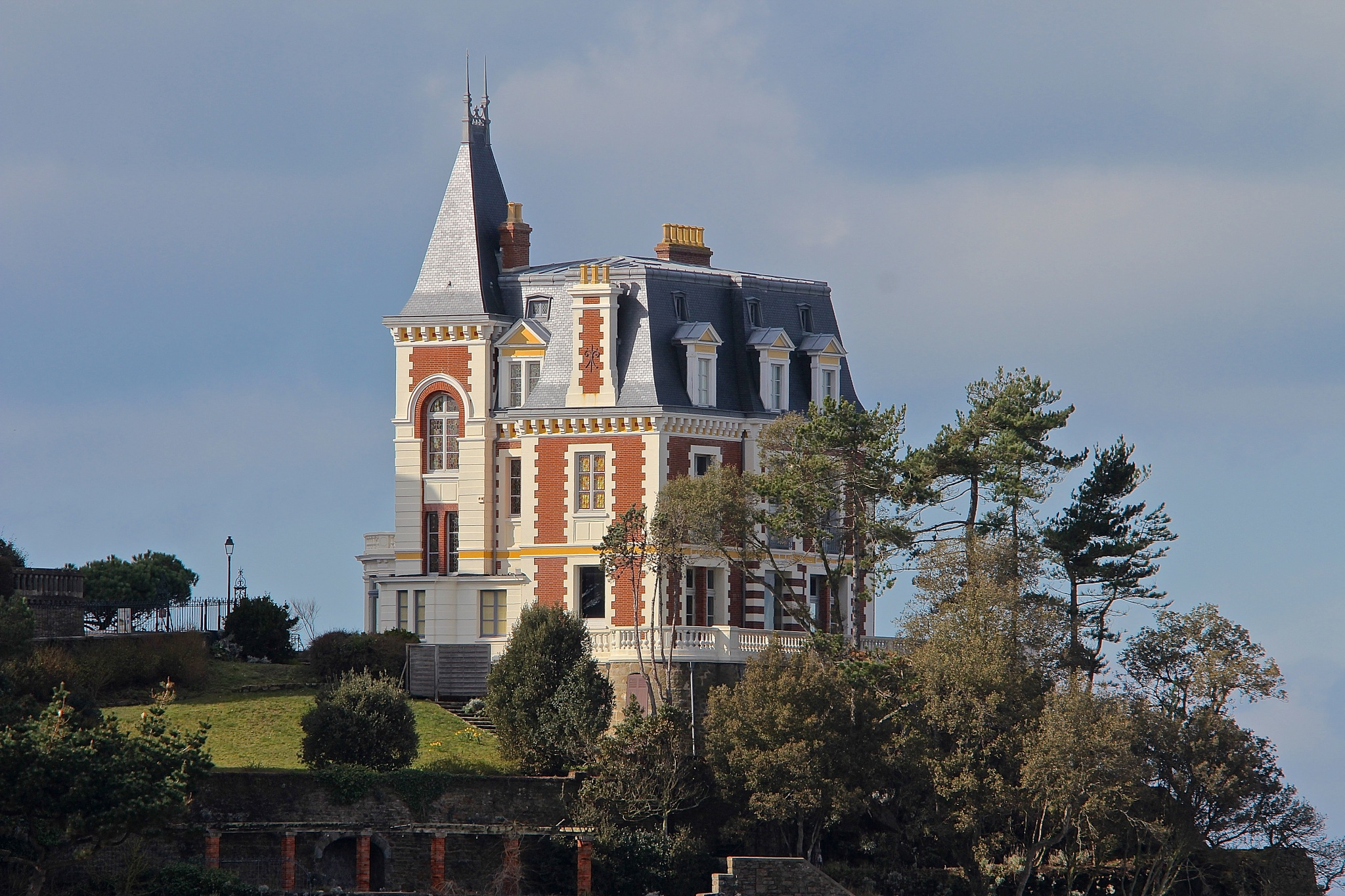 the house  Breizh by lolo35