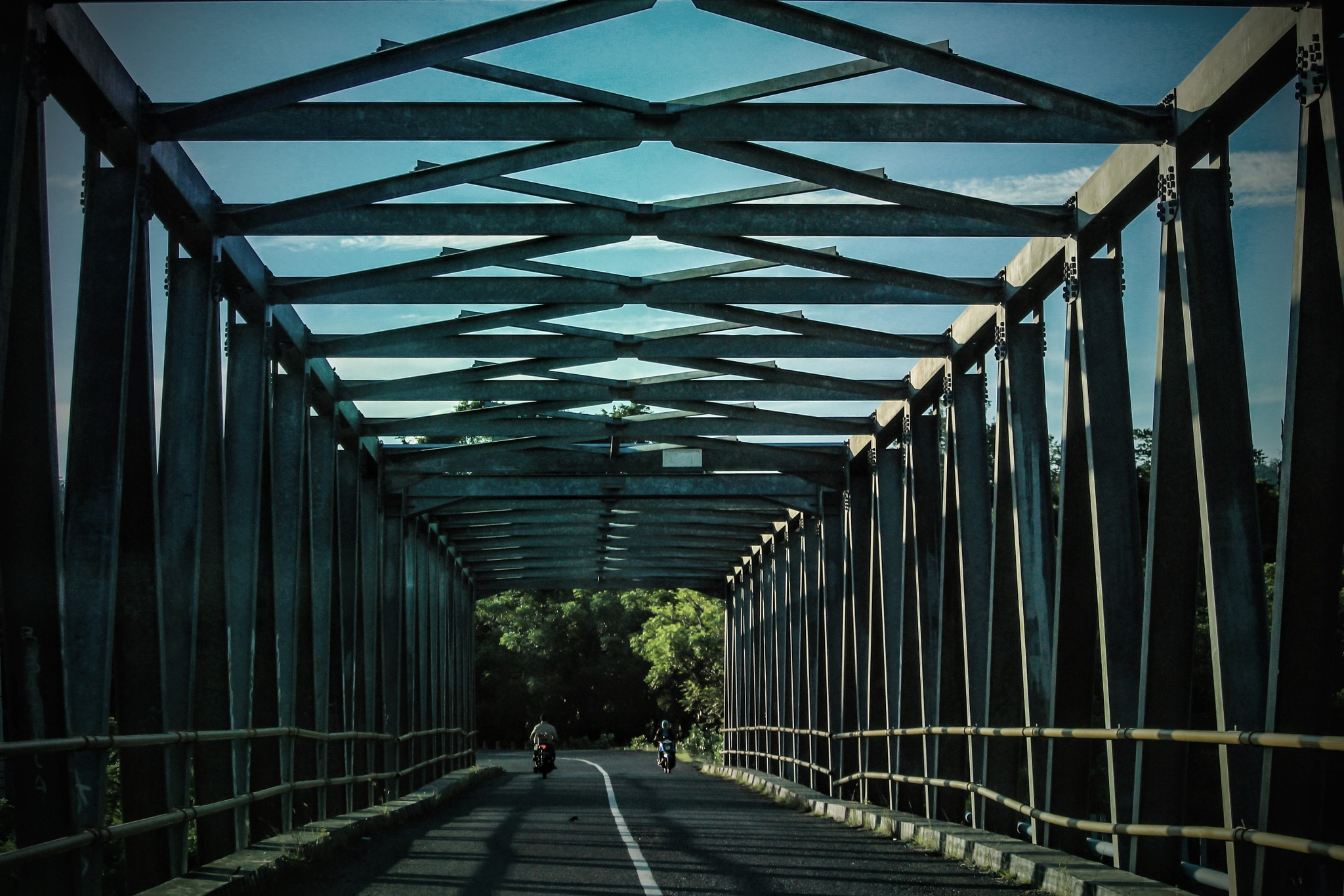 Bridge by Yosua Mozes