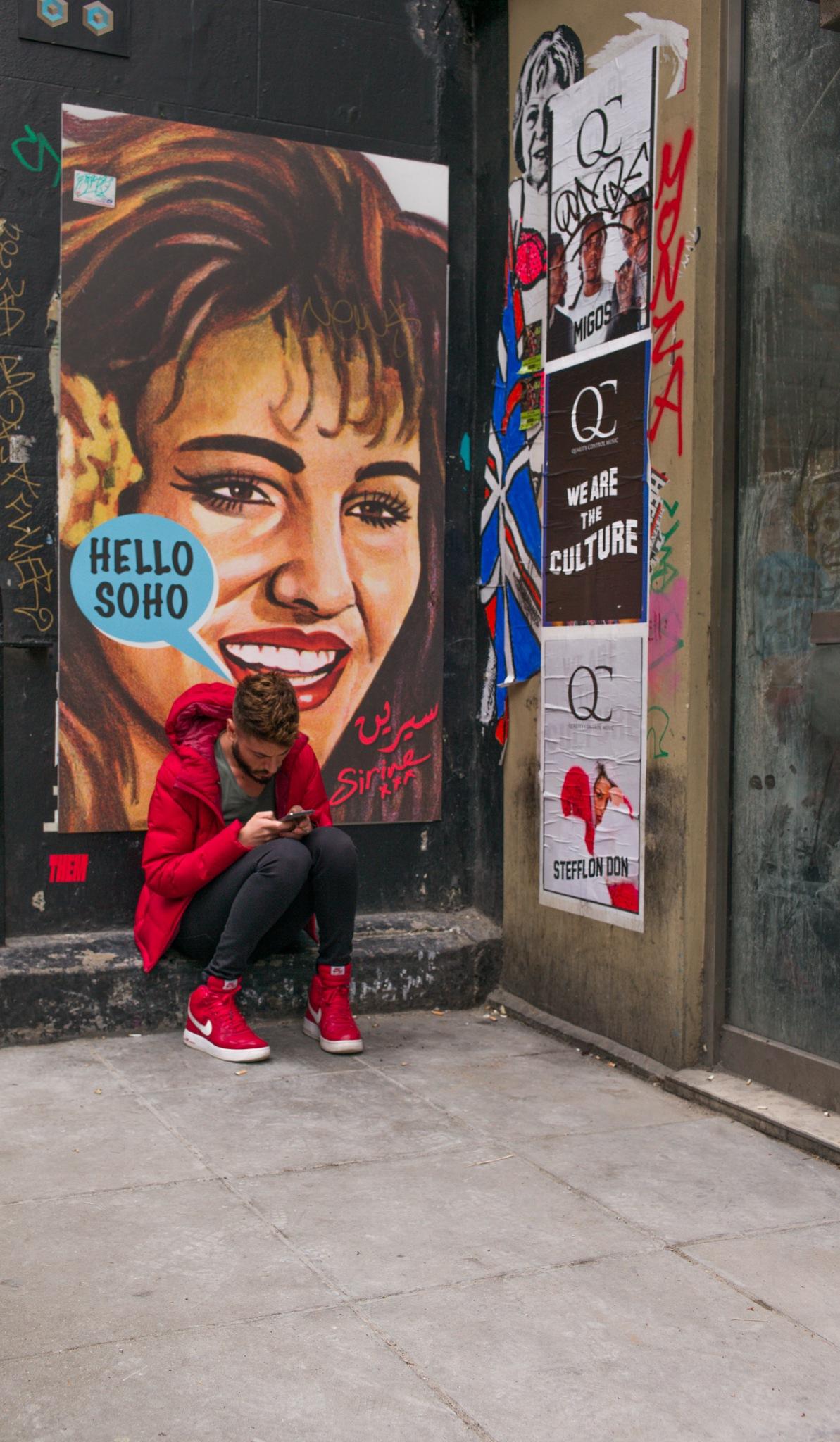 Hello Soho by Toks Abimbola
