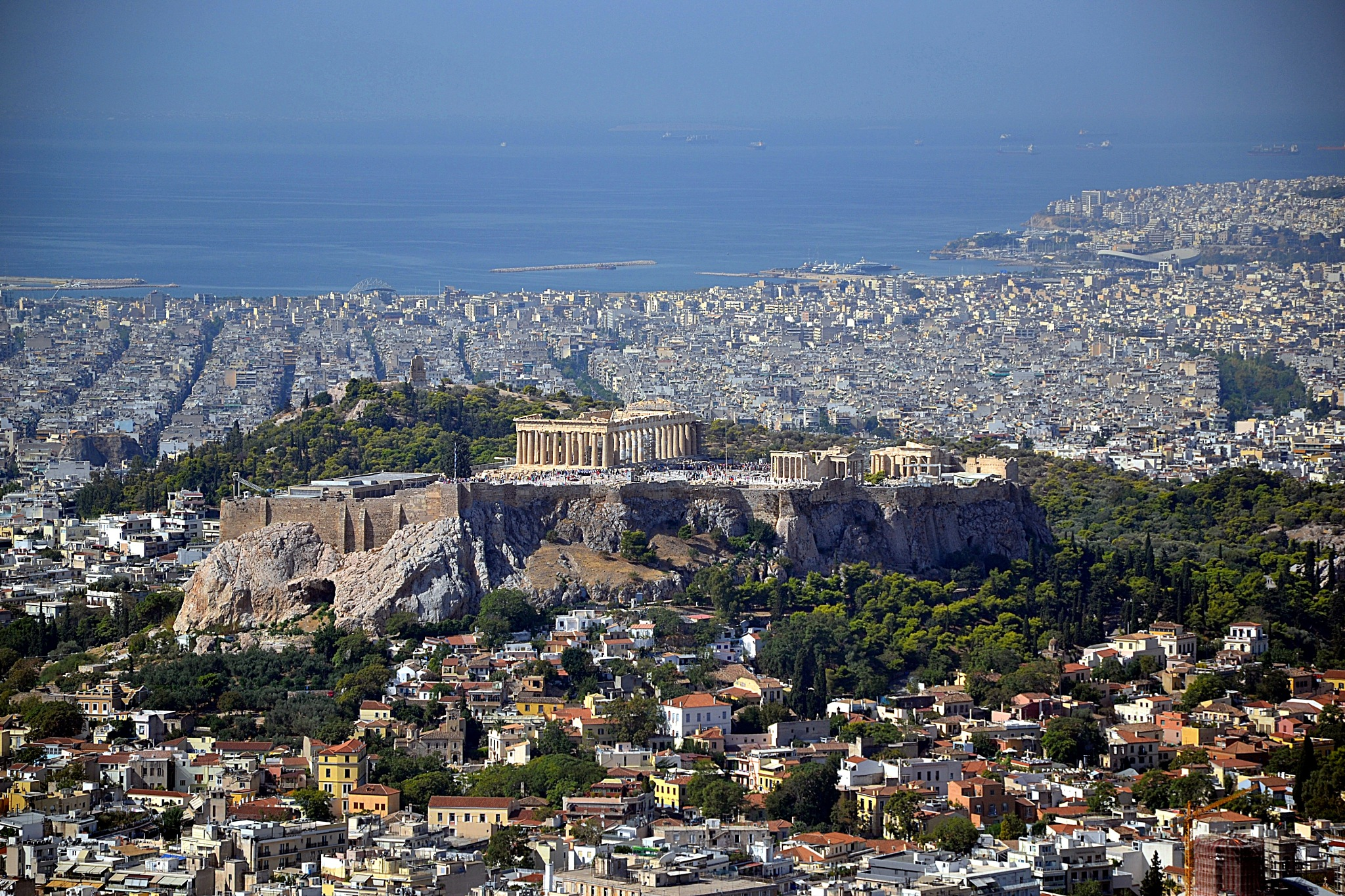 Athens by Seaocea