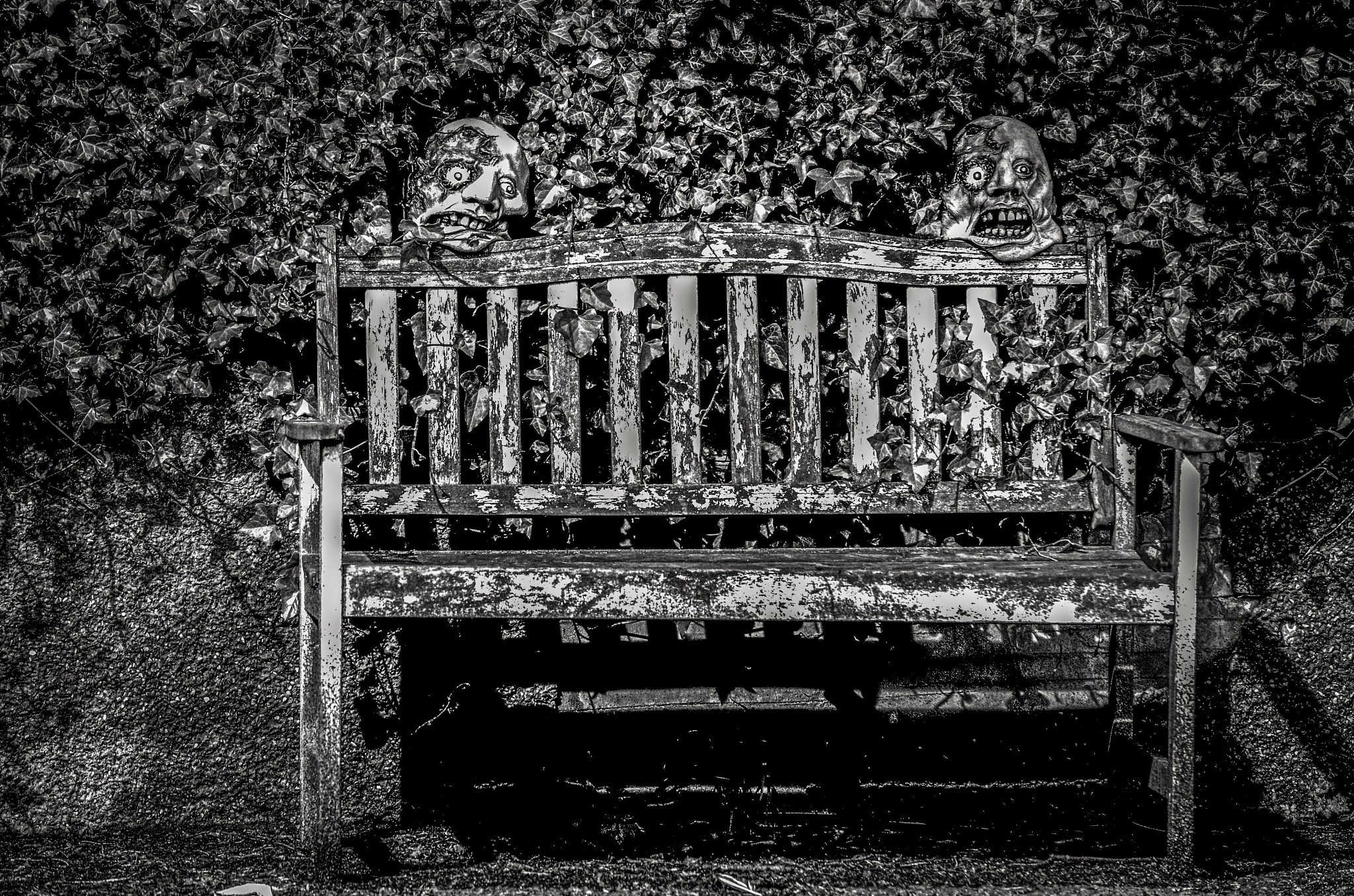 Take A Seat? by Ray Clark