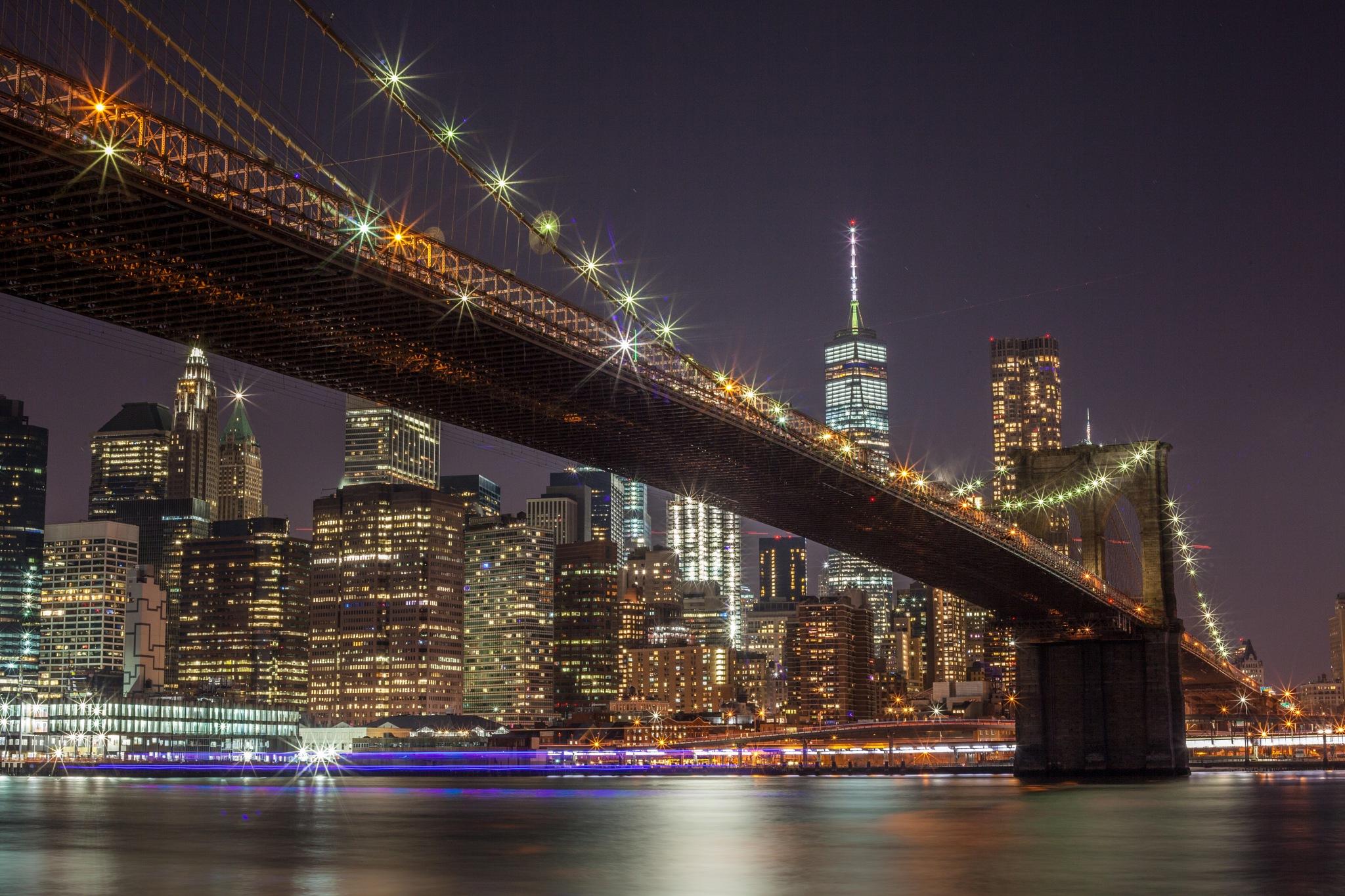 Manhattan by Lorrie Joaus