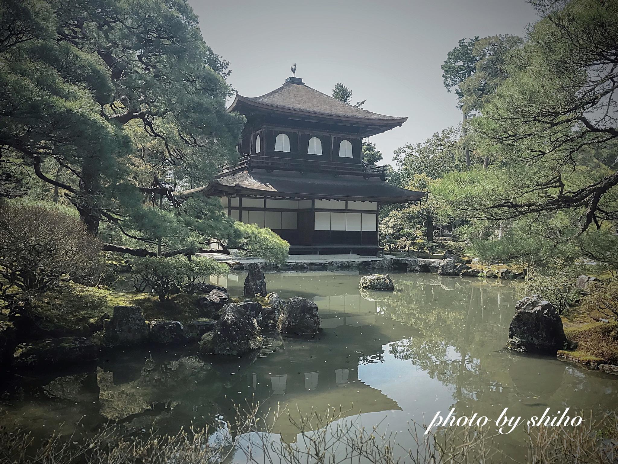 JISHOUJI-temple(GINKAKUJI) 正式名称:東山慈照寺  http://www.shokoku-ji.jp/g_about.html  http://risusan.net/?p by Shiho