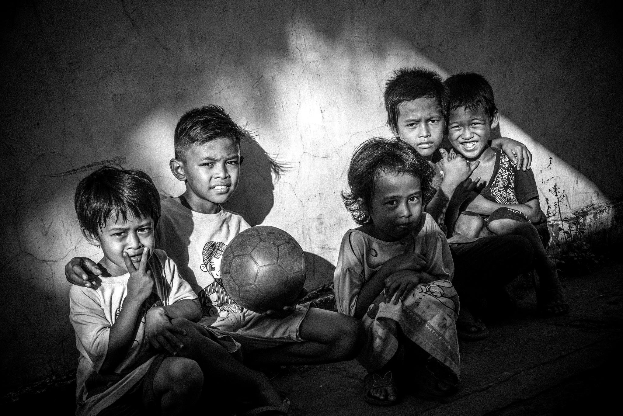Children by Wiranata Halim