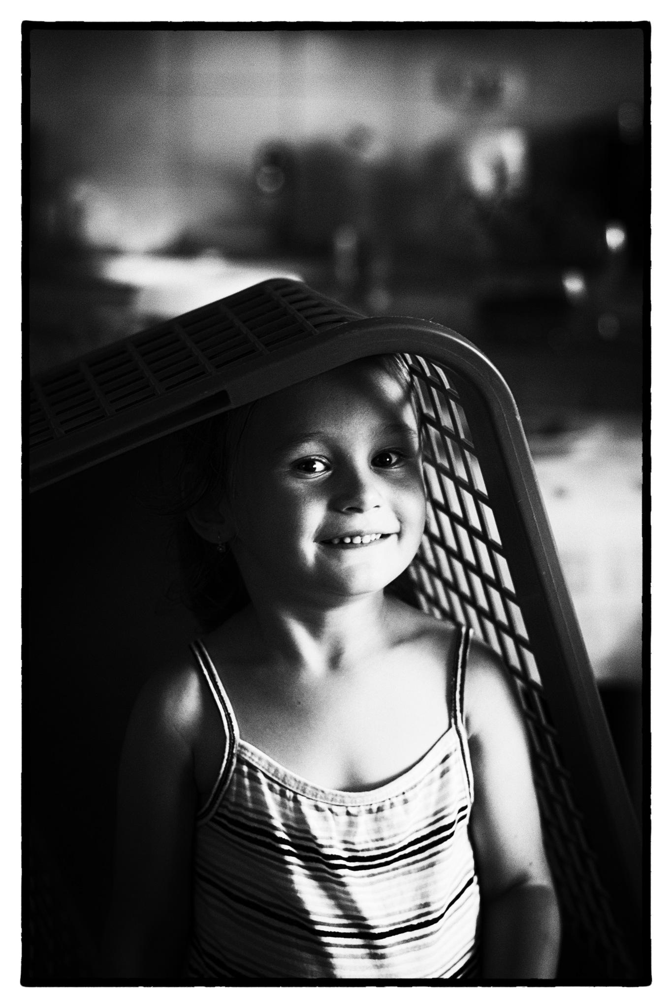 Childhood memories by Pavol Vesely