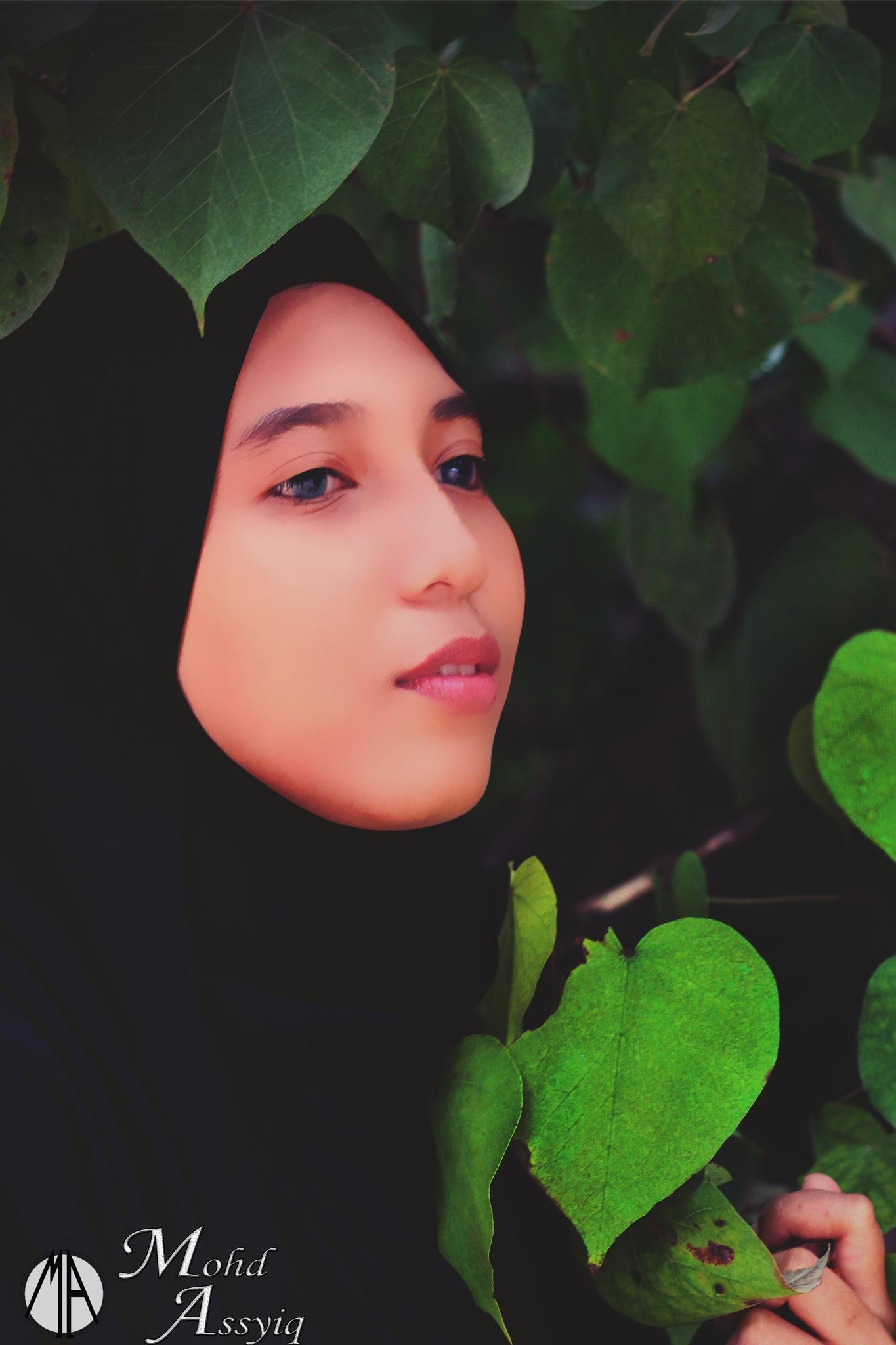 Portrait by Mohd Assyiq