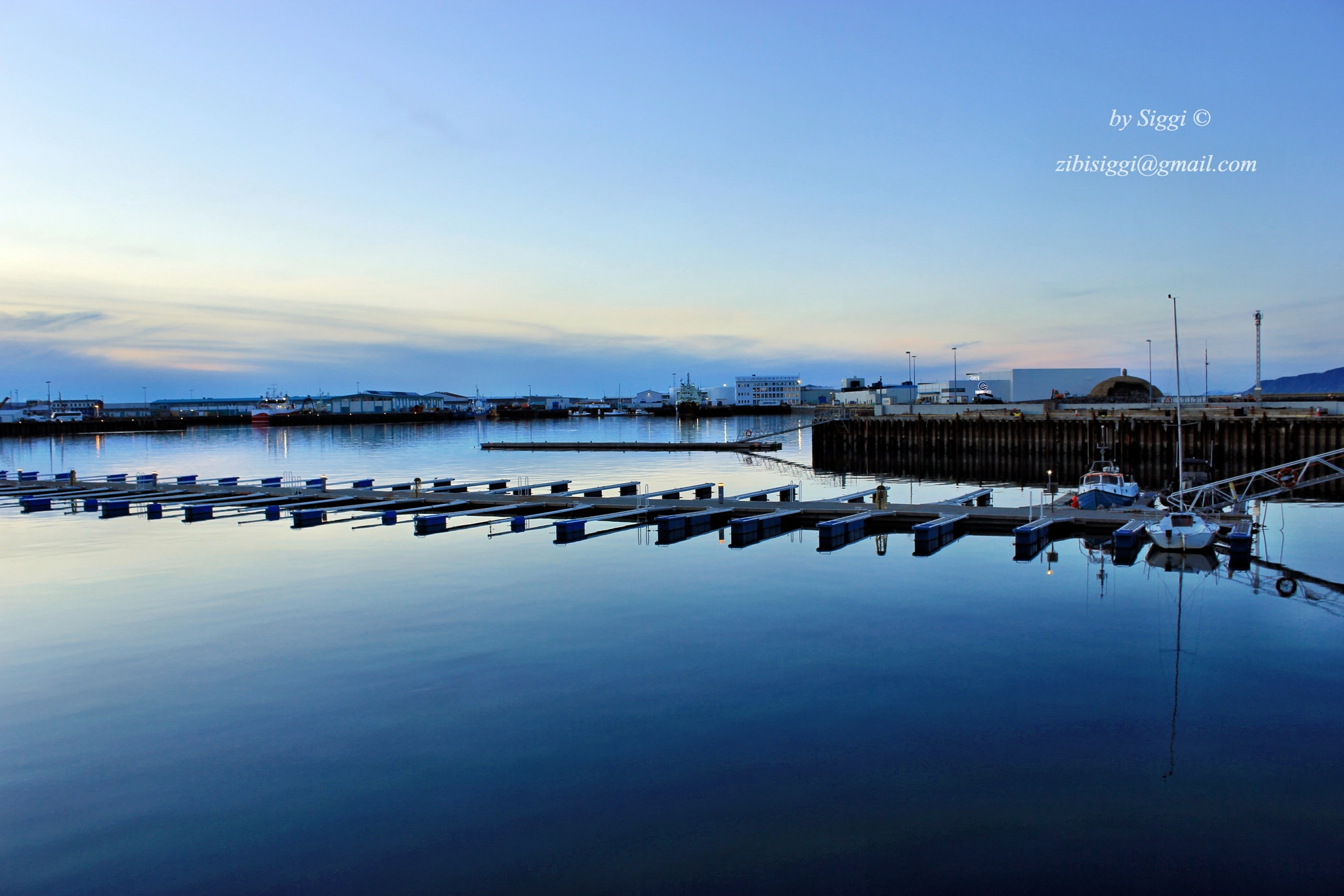 Harbor by Zbigniew©