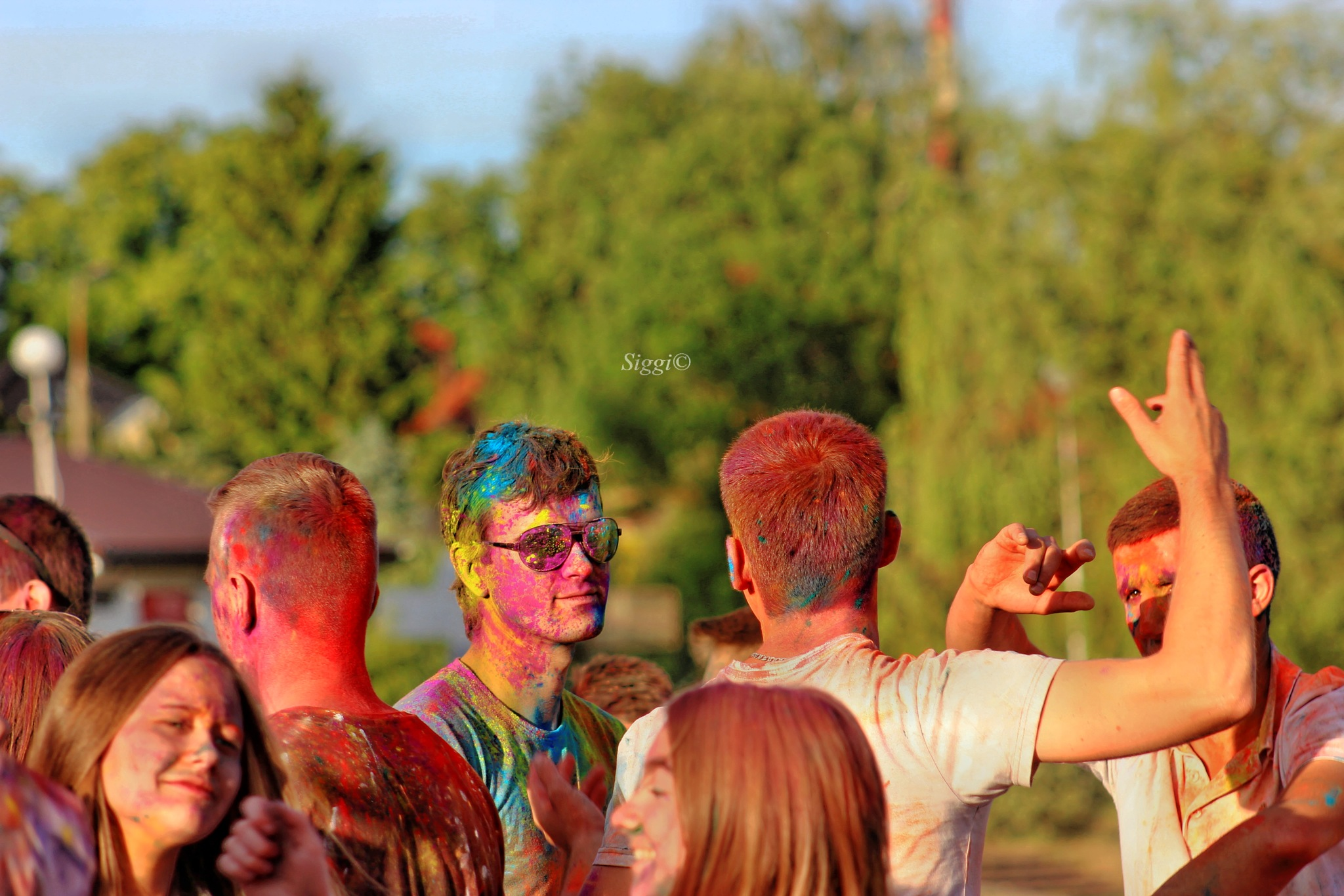 Boy in color! by Zbigniew©