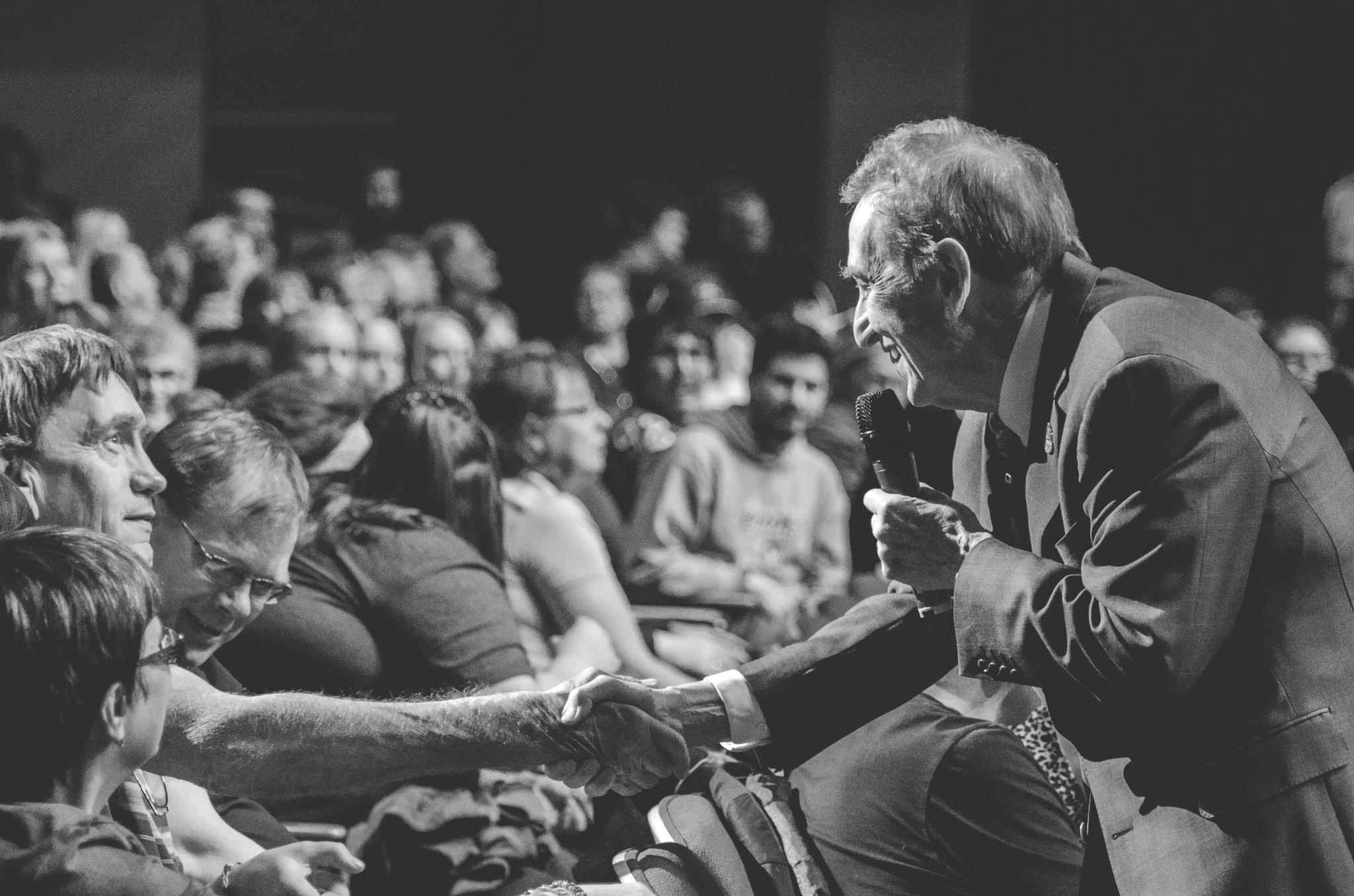Bob McGrath-The Heart and Soul of Telemiracle by Ang Klassen