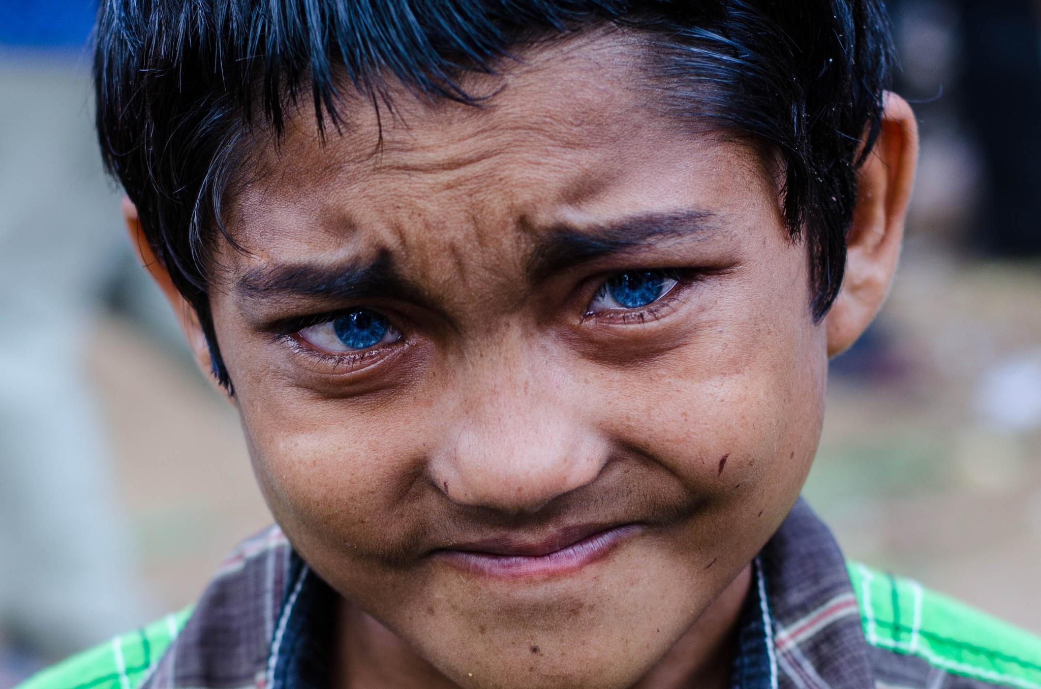 Dreamy Eyes by Masud Khan