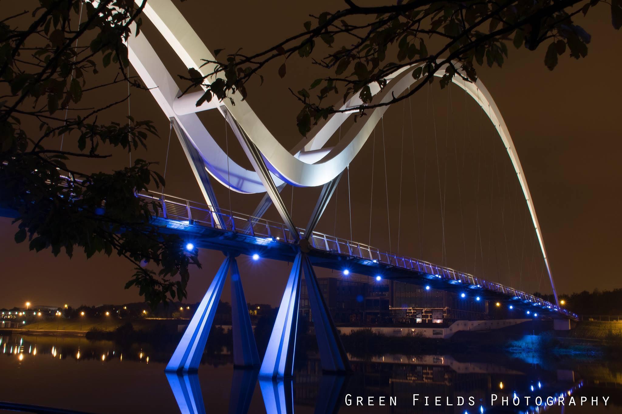 Infinity Bridge by JamieMiller