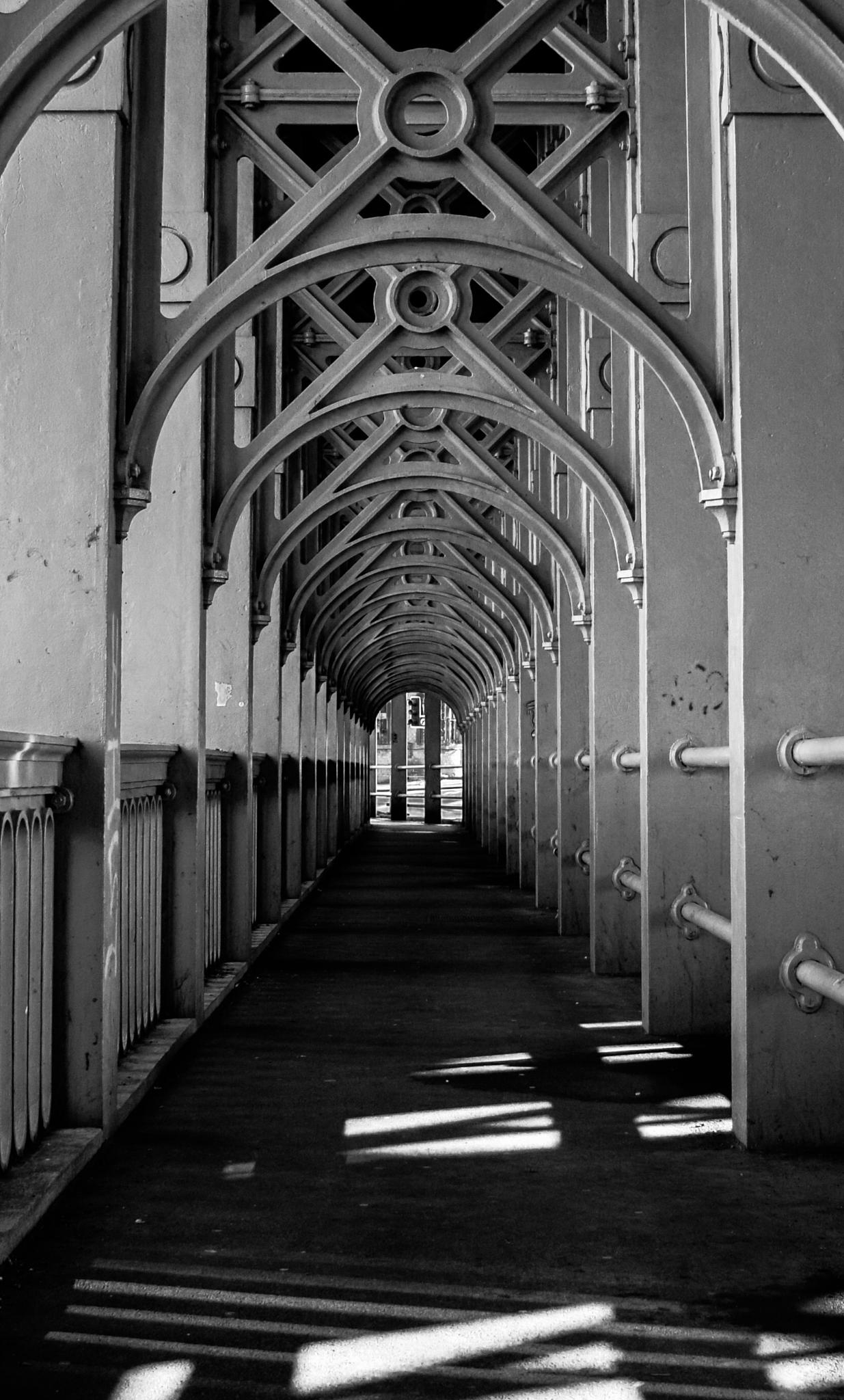 High Level Bridge Newcastle Upon Tyne by JamieMiller