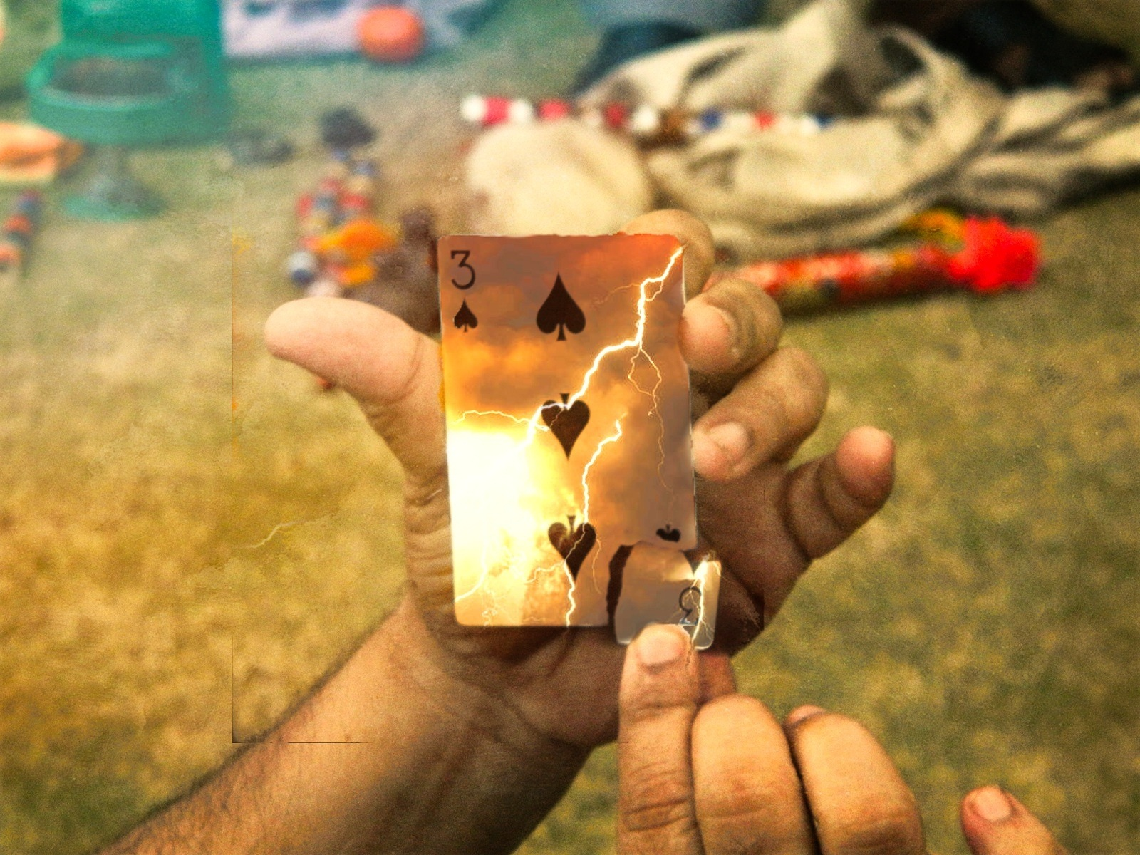 It's not about the cards you have been Dealt...It's how you Play it...!! by prodigious_photon
