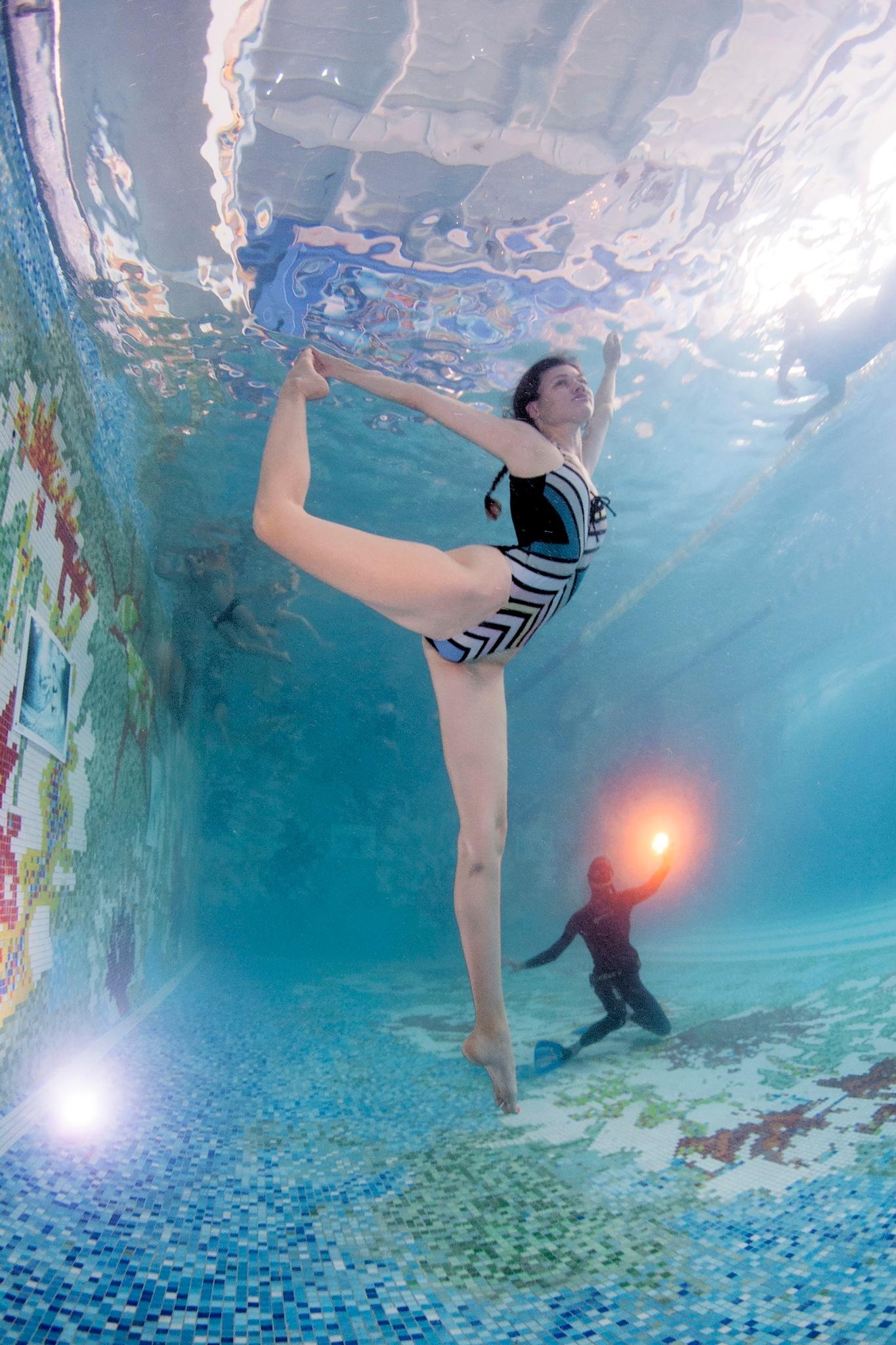 Aqua by Sergiy Glushchenko