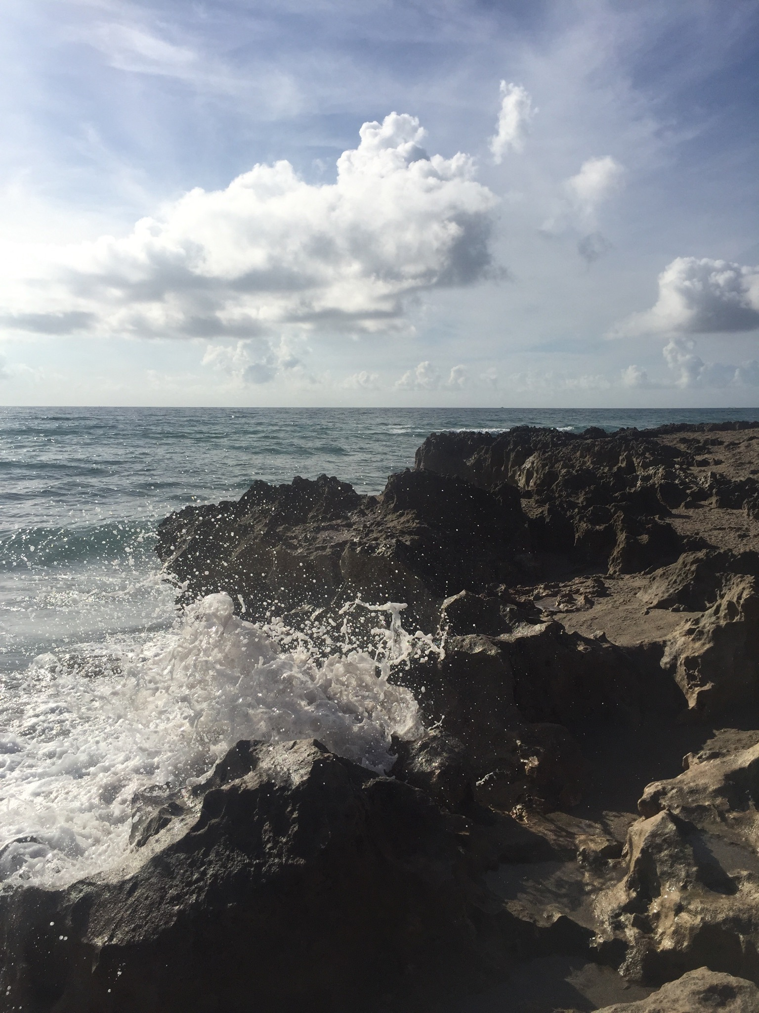 Ocean & Sky by Taylor (2) by Keith Mathews Photo-Art
