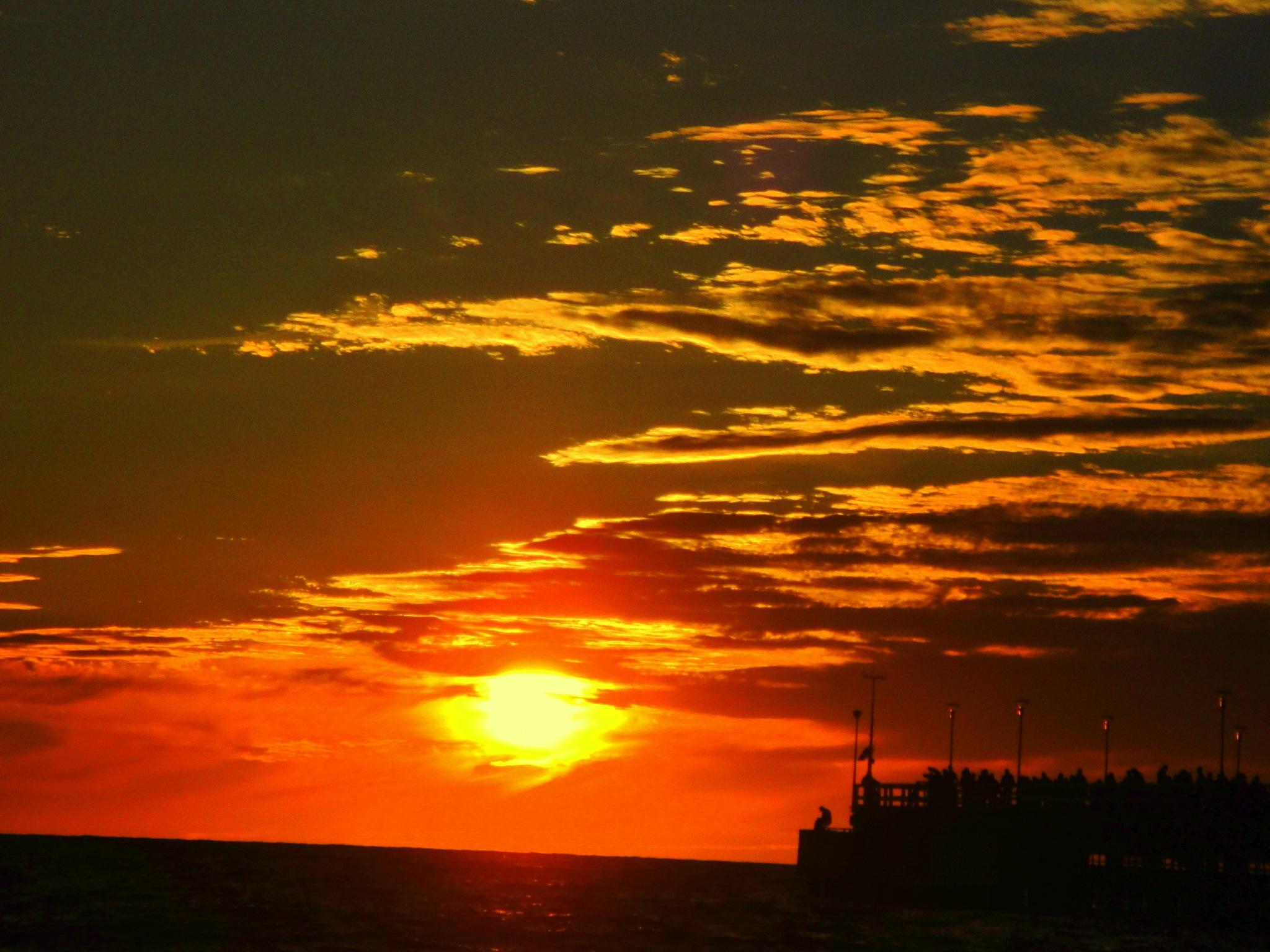 Sunset(4) by SigitaBer
