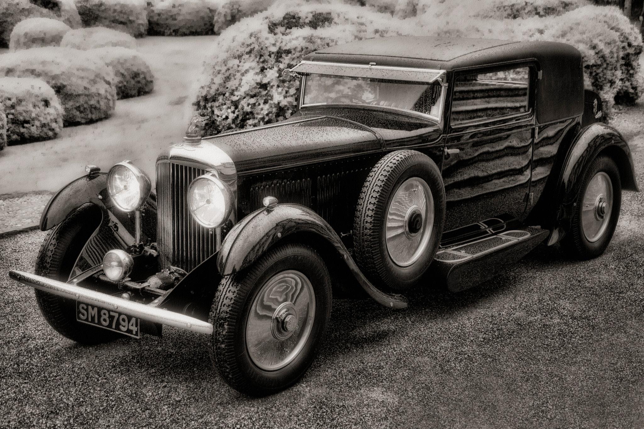Bentley 8 Litre Sportsman Coupé (1931) by DuschanTomic