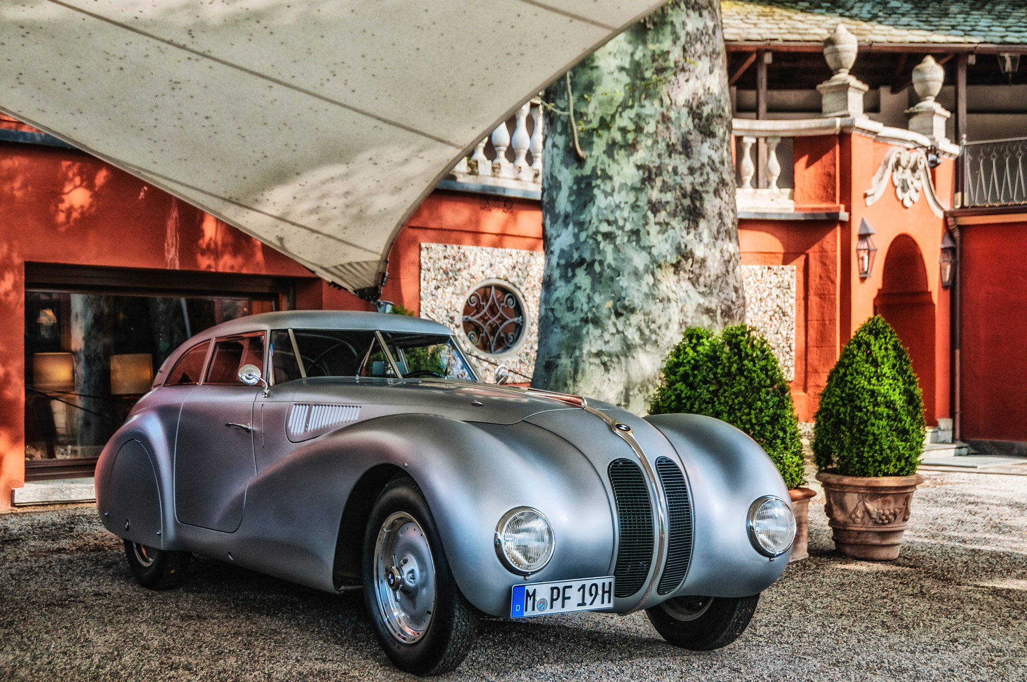 BMW 328 Kamm Coupé (1940) by DuschanTomic