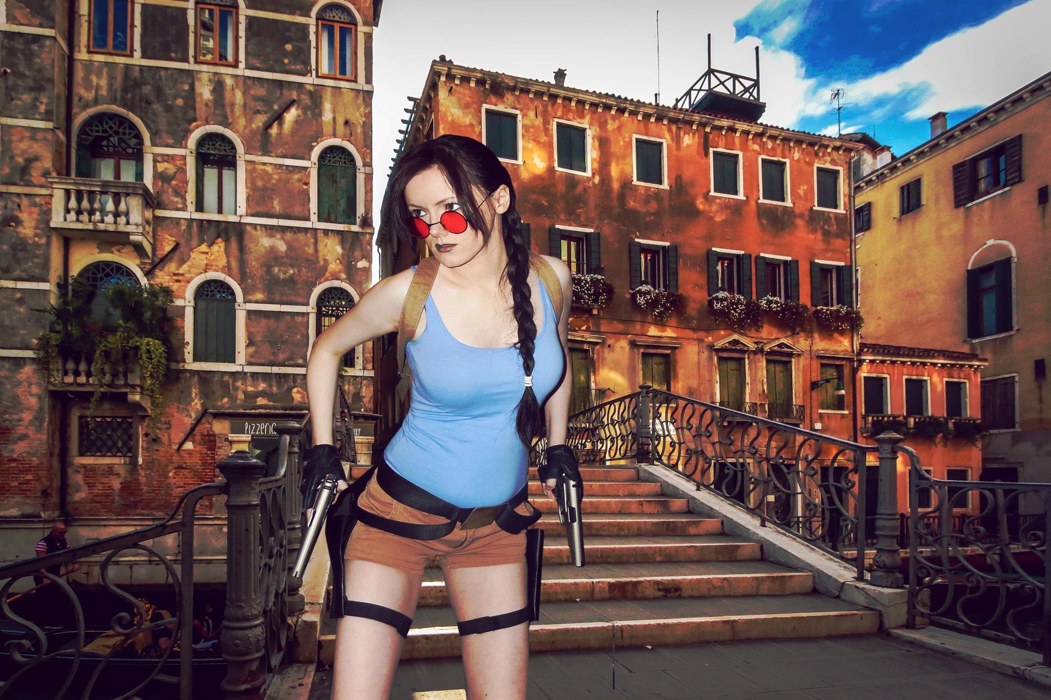 Tomb Raider 2 The Dagger Of Xian-Lara Croft by CandyCosmic