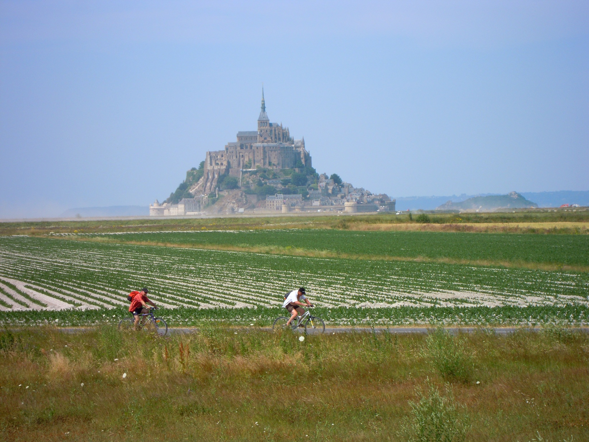 Le Mont-St-Michel by Bice Portinari