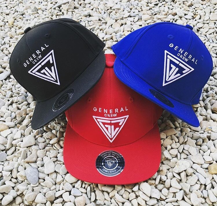 General Crew Casquette by generalcrew97