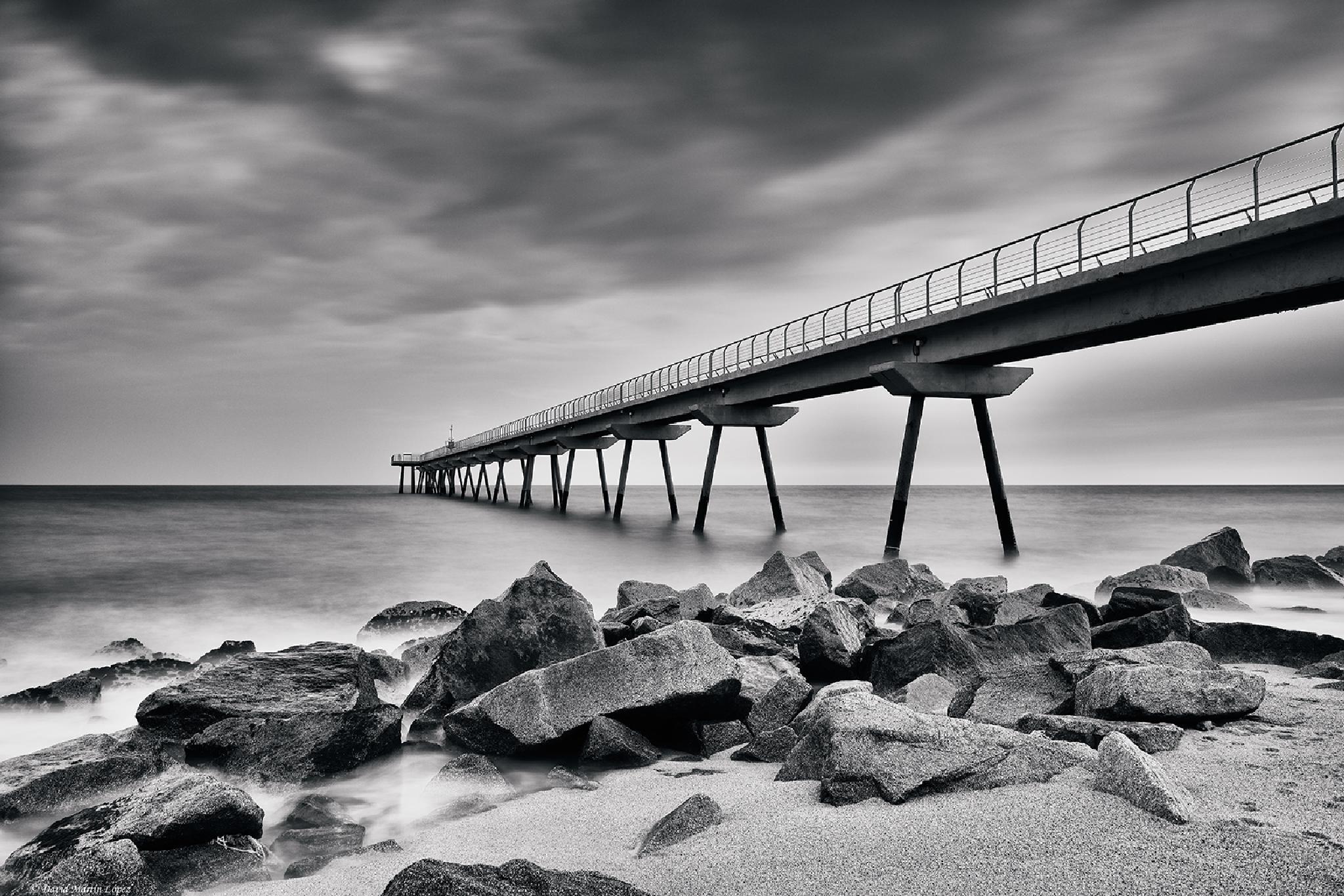 Gas bridge by davidmartinlopez
