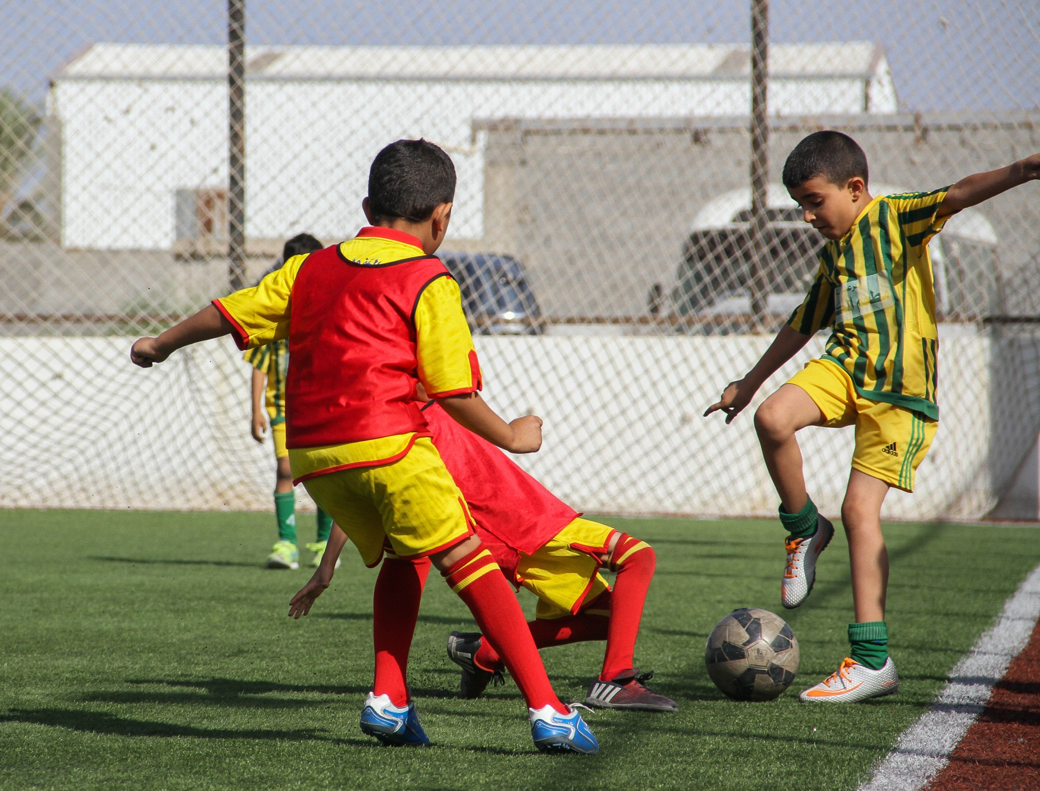 altfawoq football school by Abdullah Salem Marei