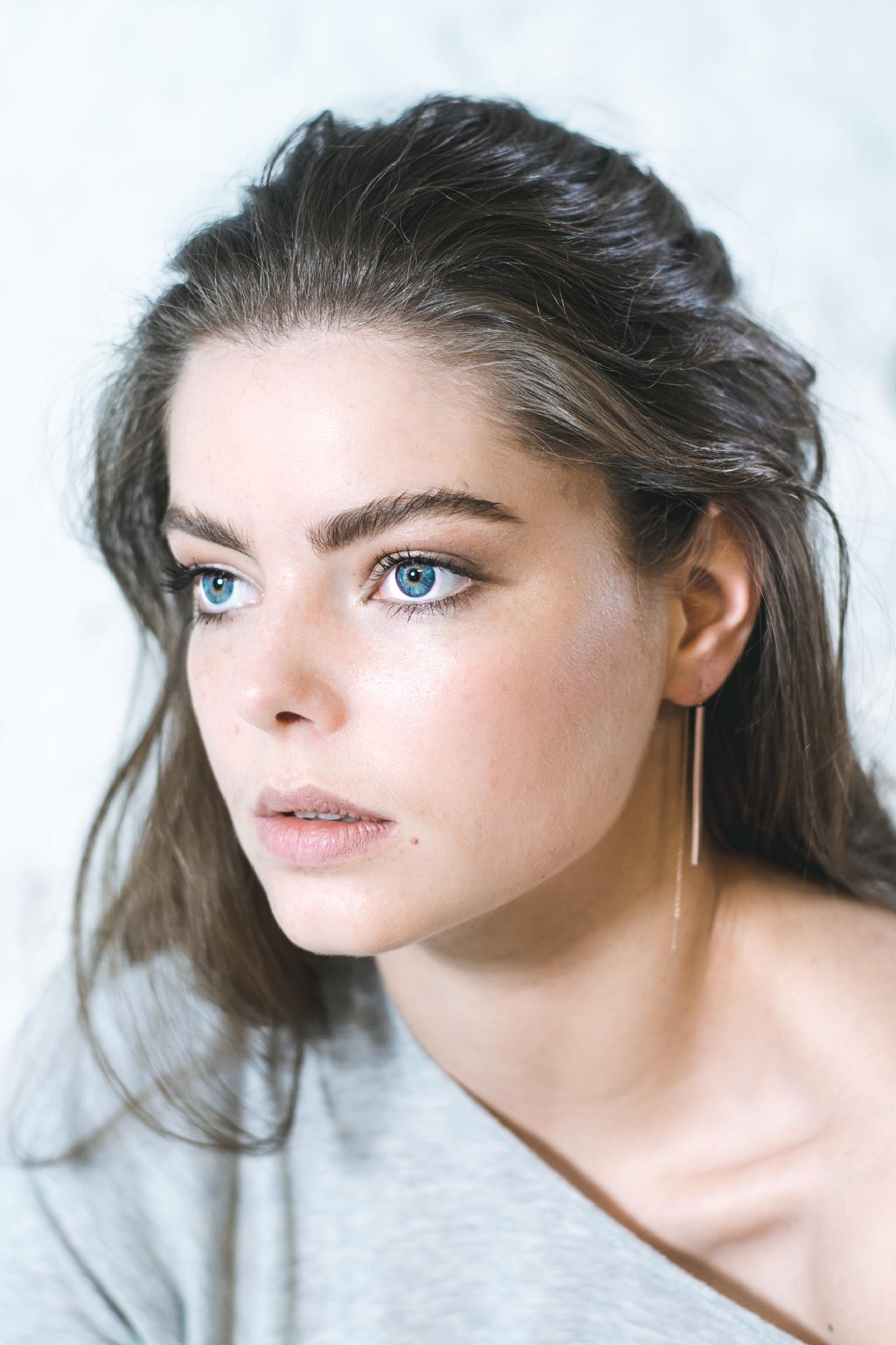 Portrait  by Camille Dubois