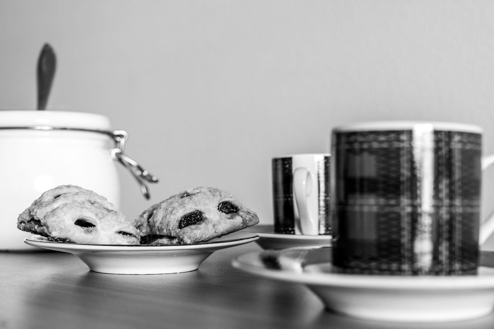 Coffee and Strudels  by Yazan Rahhal
