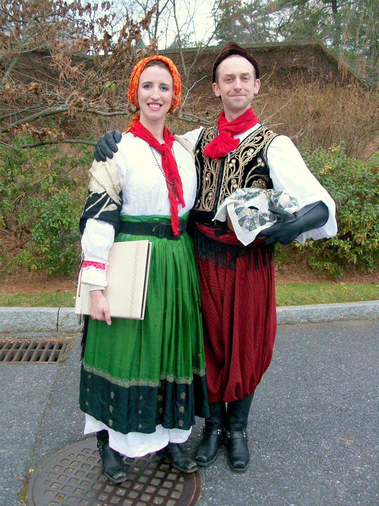 Russian Winter Festival on December 14, 2014 at Hillwood Estate, Museum and Gardens; 4155 Linnean Av by NatalyaParris