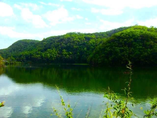 Reflection Nature Click At Fewa Lake - Nepal by Bharat75