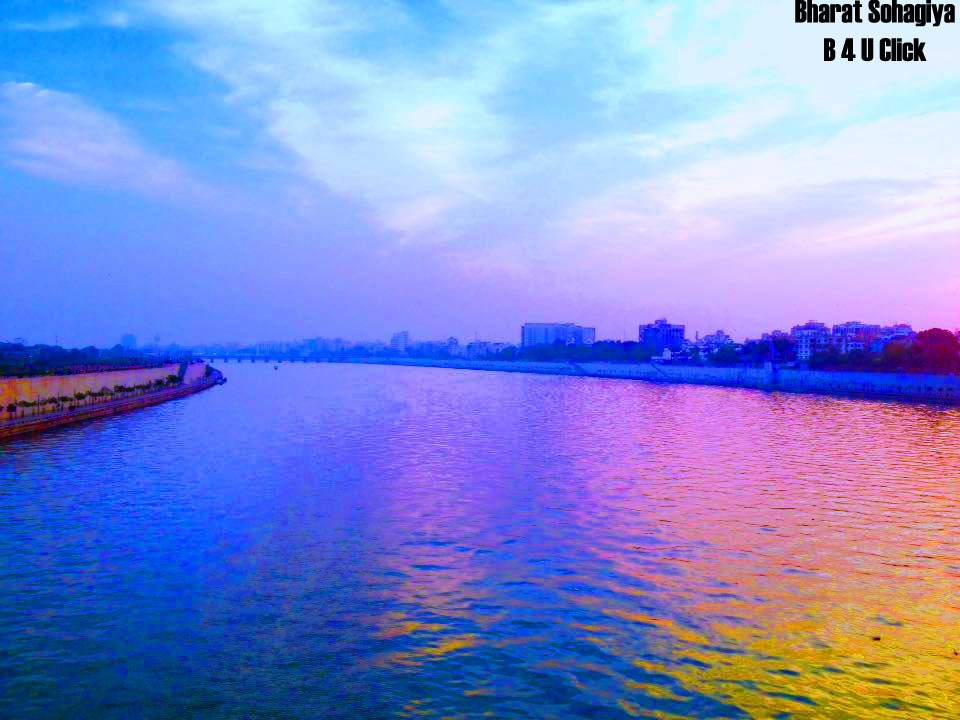 Sabarmati River by Bharat75