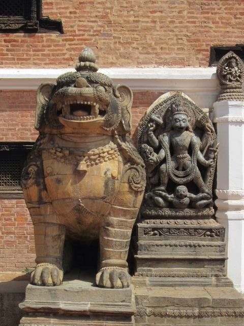 1000 - Year Old Statue - Heritage City - Bhaktapur - Nepal by Bharat75