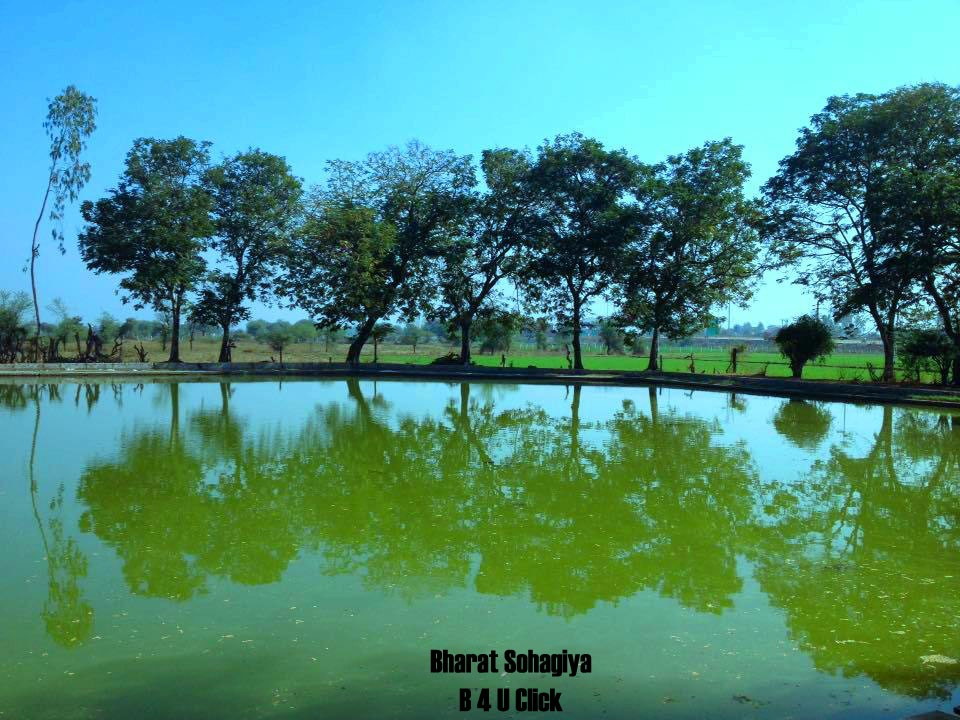 Lake # Reflection # Nature by Bharat75