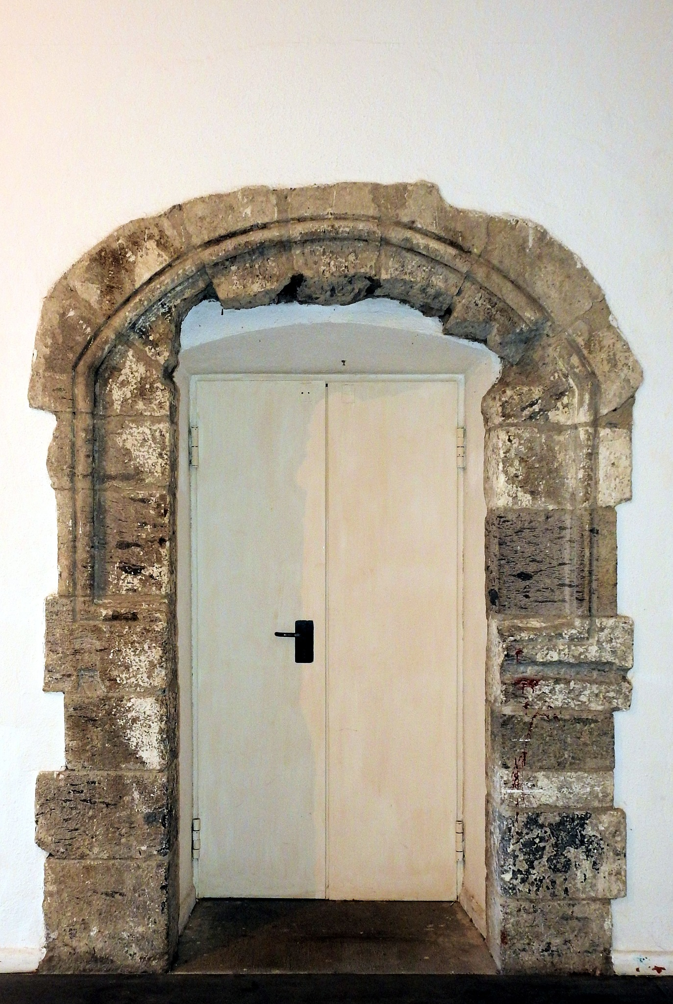 Naples - Castel dell'Ovo - The Door by Delirium Tremends 62