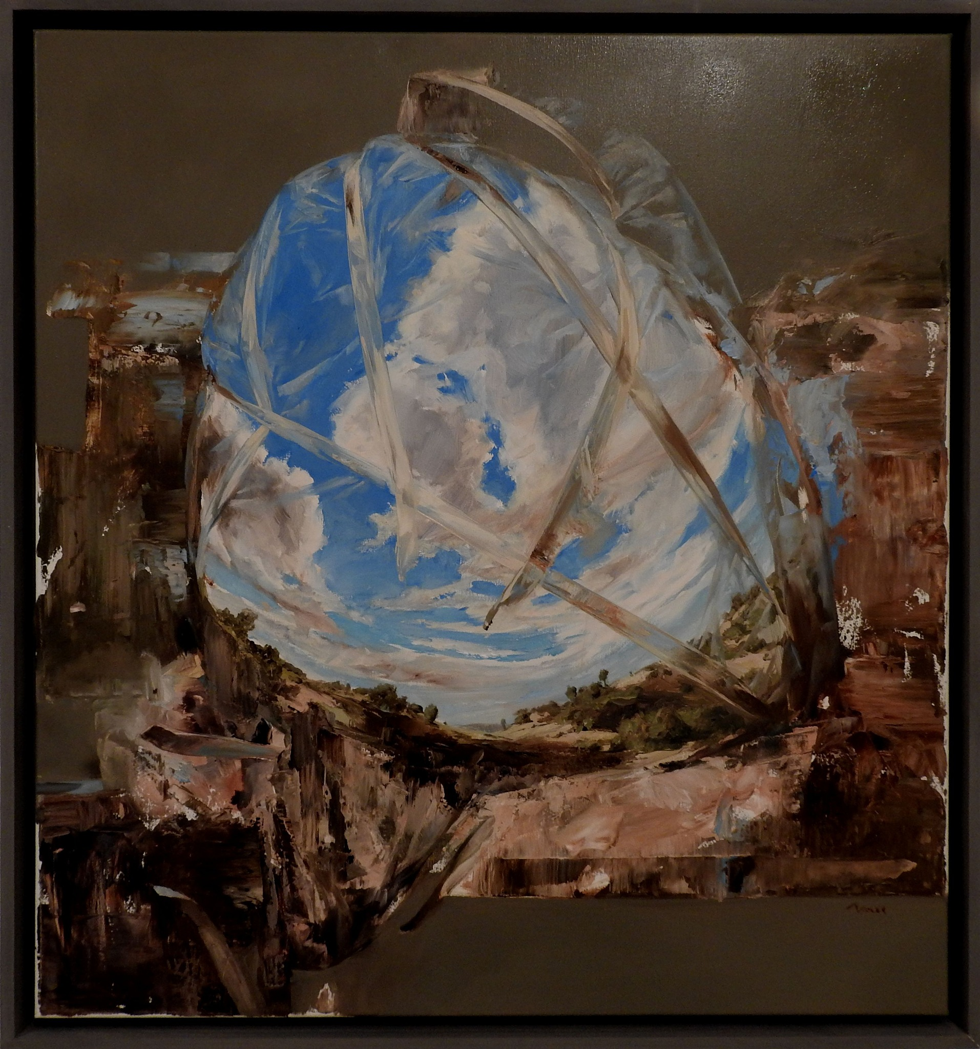 NAPOLI INCONTRA LA RIFORMA - Mózes Incze - Shift Ctrl S - Arte visionaria contemporanea by Delirium Tremends 62