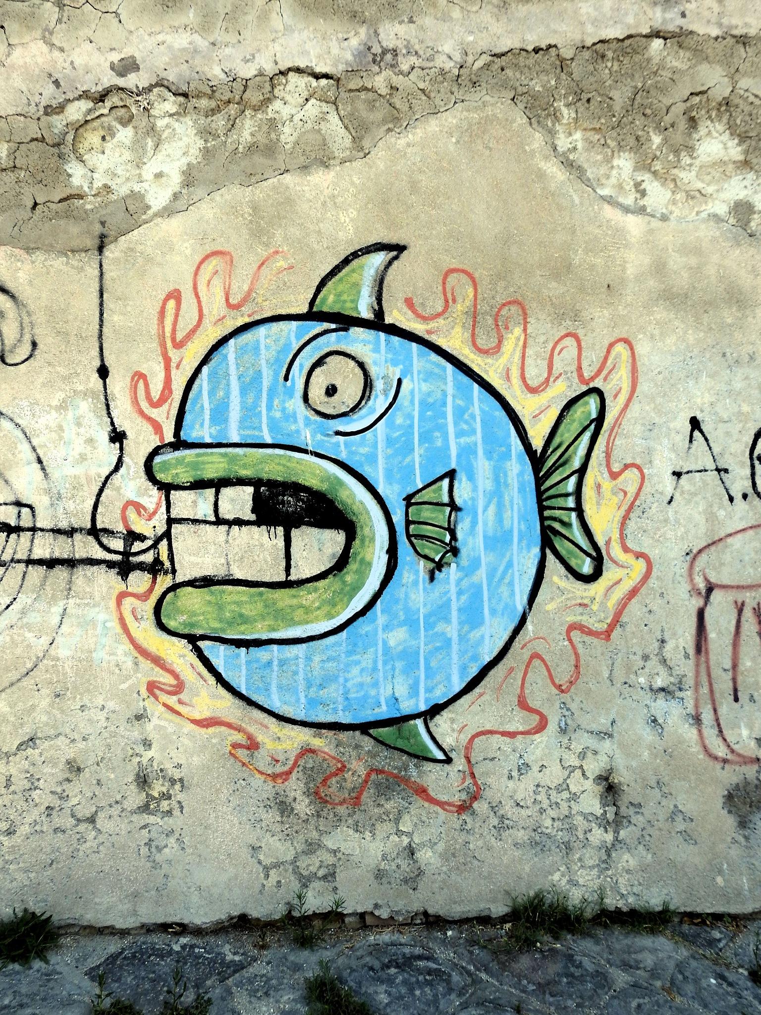 Procida [Naples] - The Big Fish  by Delirium Tremends 62