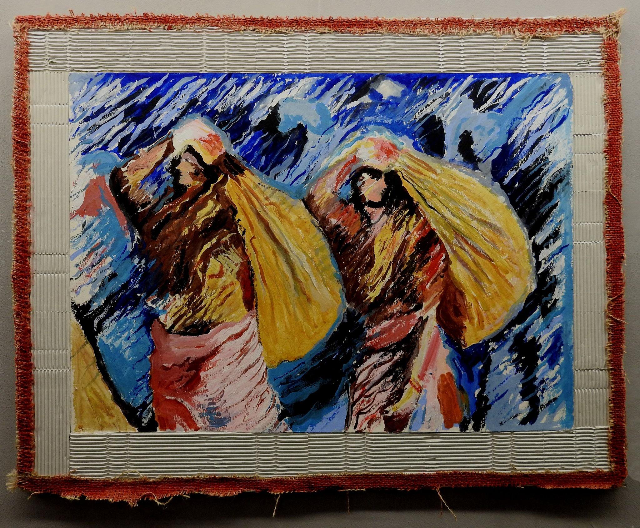 P.A.N. Napoli - Maurizio Petti - Women with the bags - Donne con i sacchi by Delirium Tremends 62