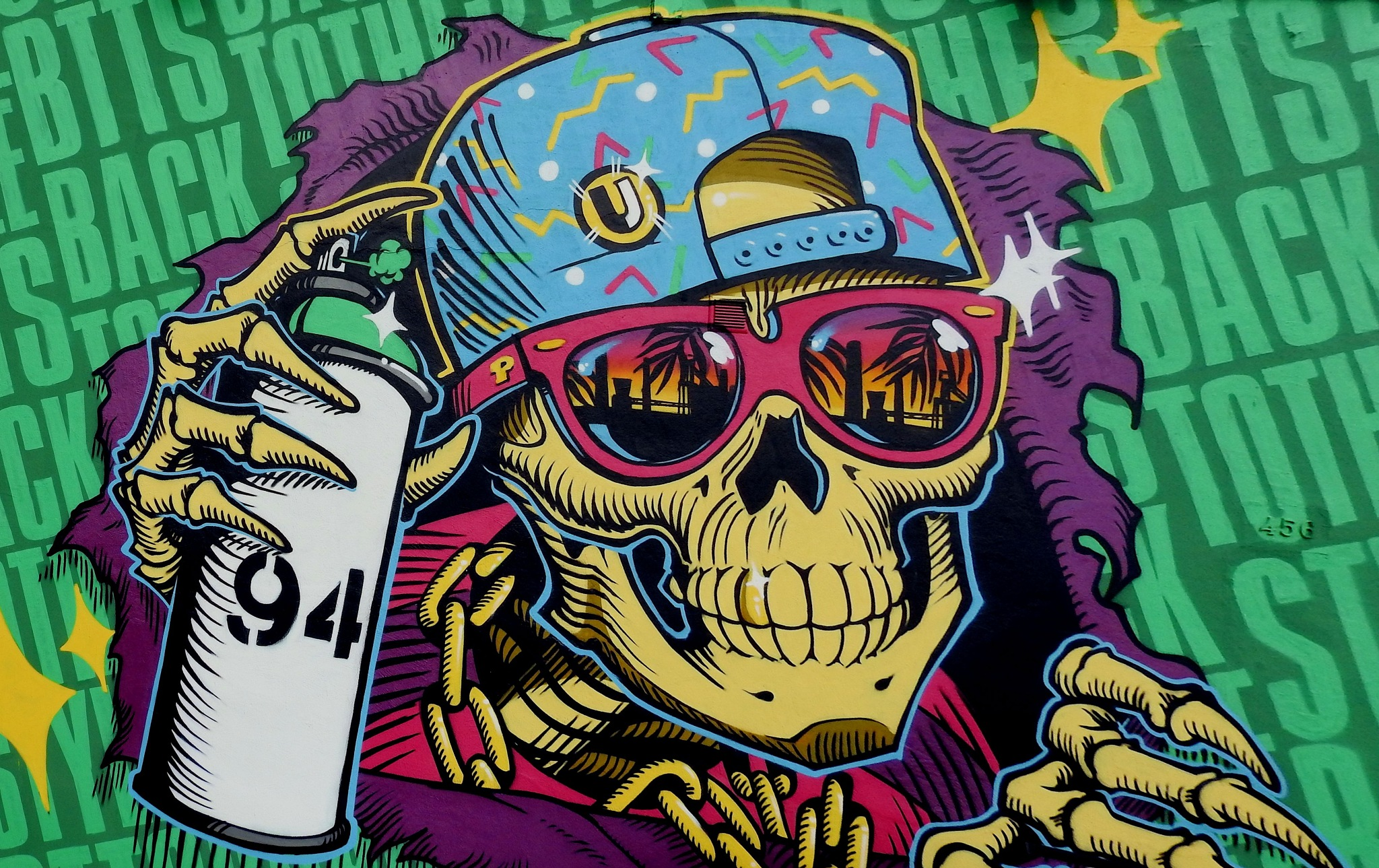 Naples Bagnoli - Street Art - Back To The Style - 22 - 23 september 2018 - COMING SOON!!!  by Delirium Tremends 62