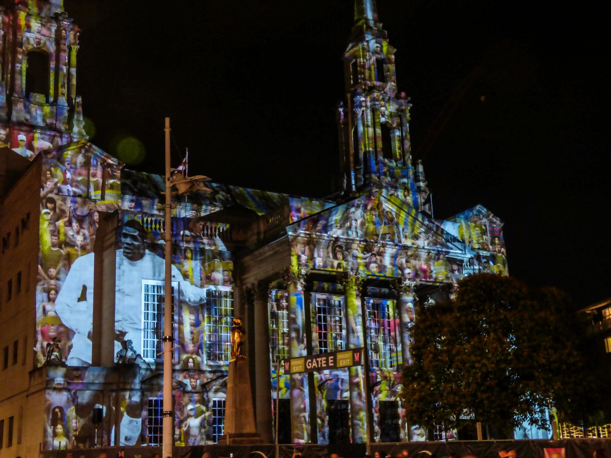 Leeds Light Night by LeoBushPhotography