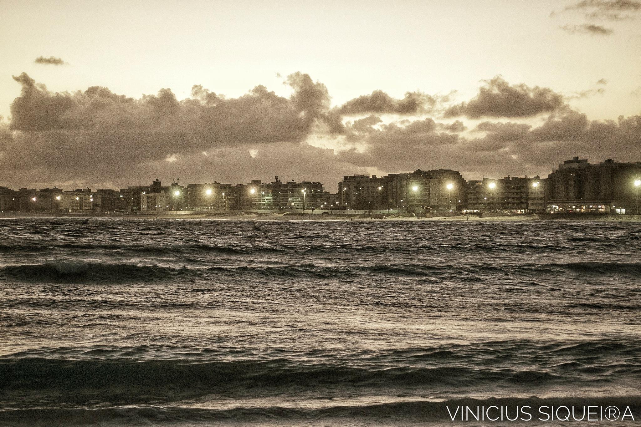 My Beach  by Vinicius Siqueira