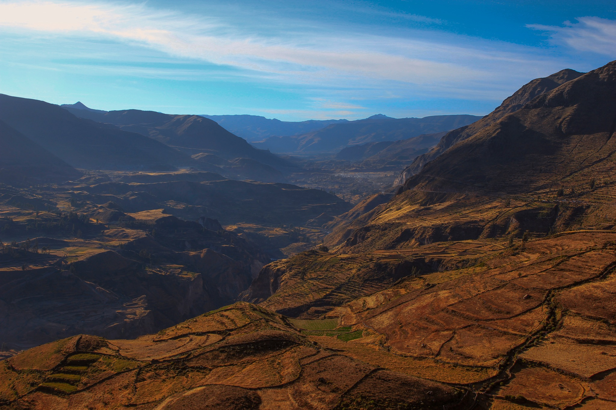 Colca Canyon by Luís Miguel